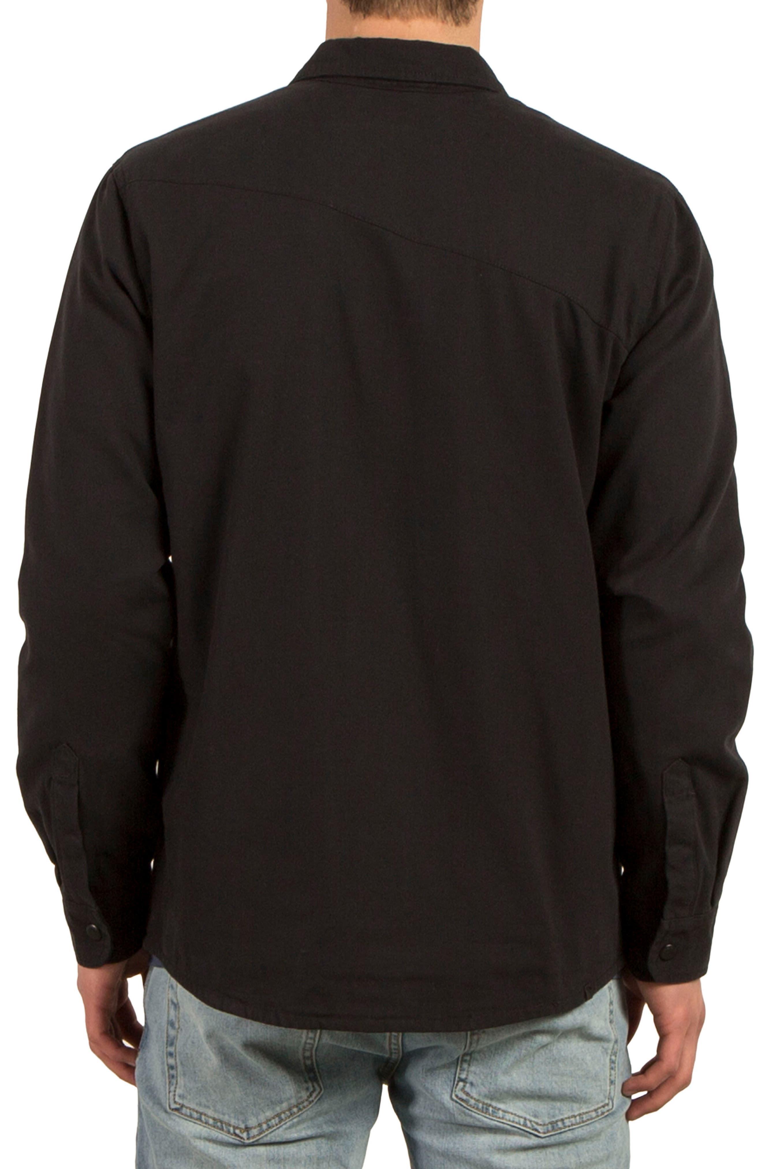 Larkin Classic Fit Jacket,                             Alternate thumbnail 3, color,