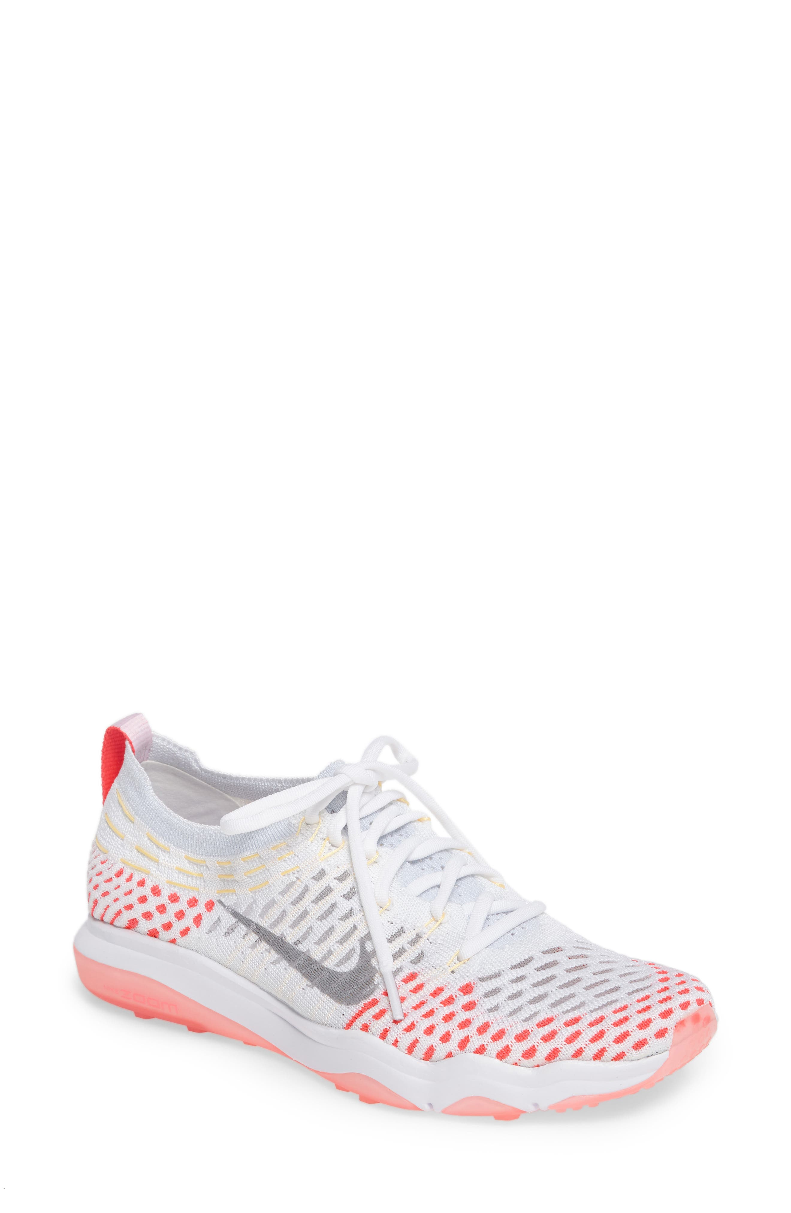 Air Zoom Fearless Flyknit Training Shoe,                             Main thumbnail 11, color,
