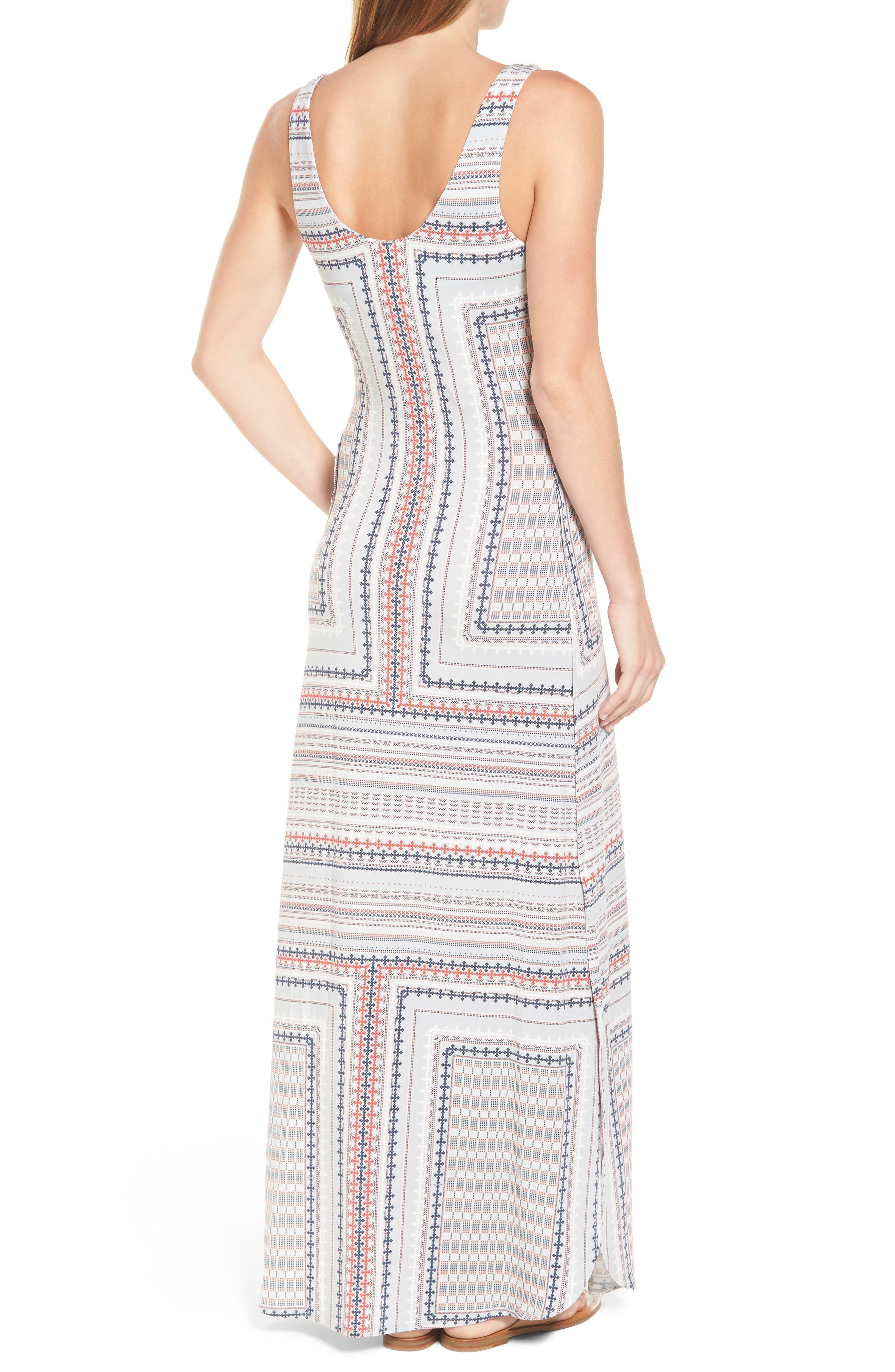 Jack Maxi Dress,                             Alternate thumbnail 4, color,