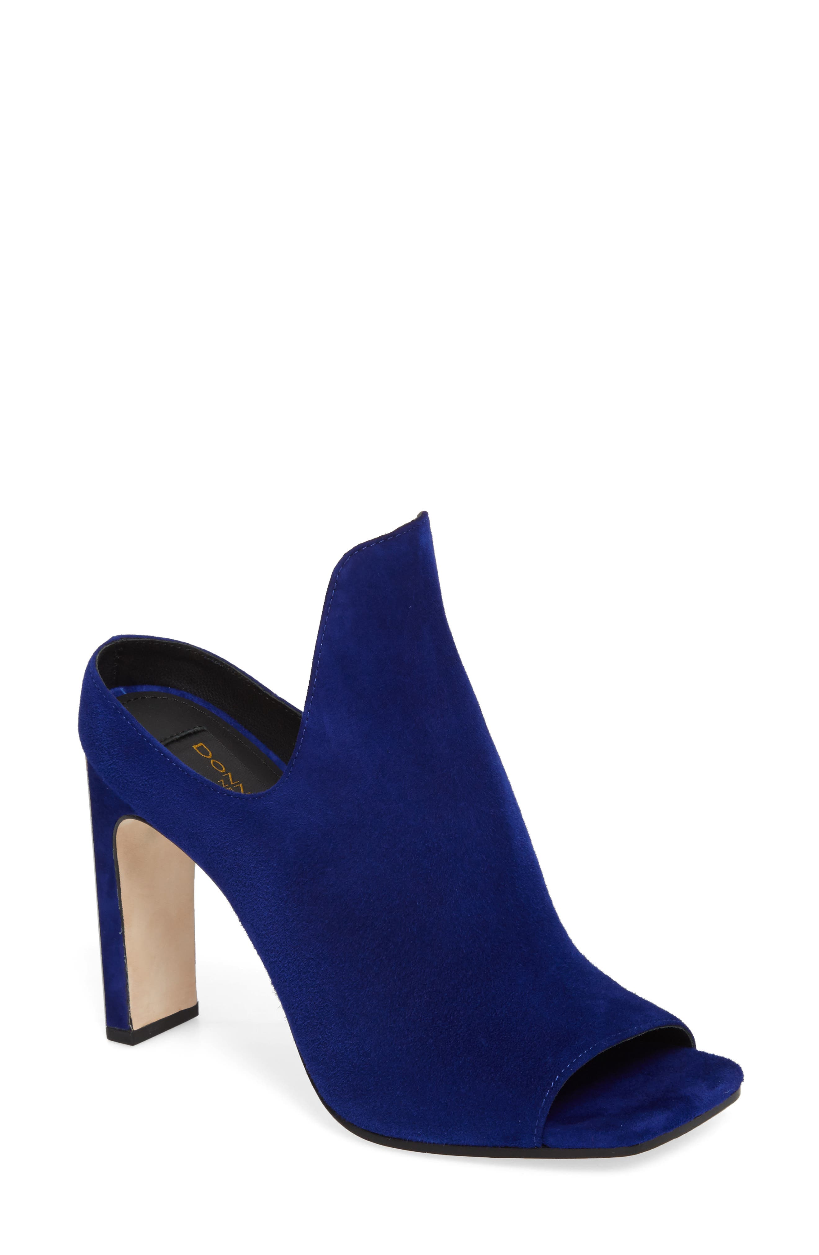 Donna Karan Sutton Mule,                             Main thumbnail 1, color,
