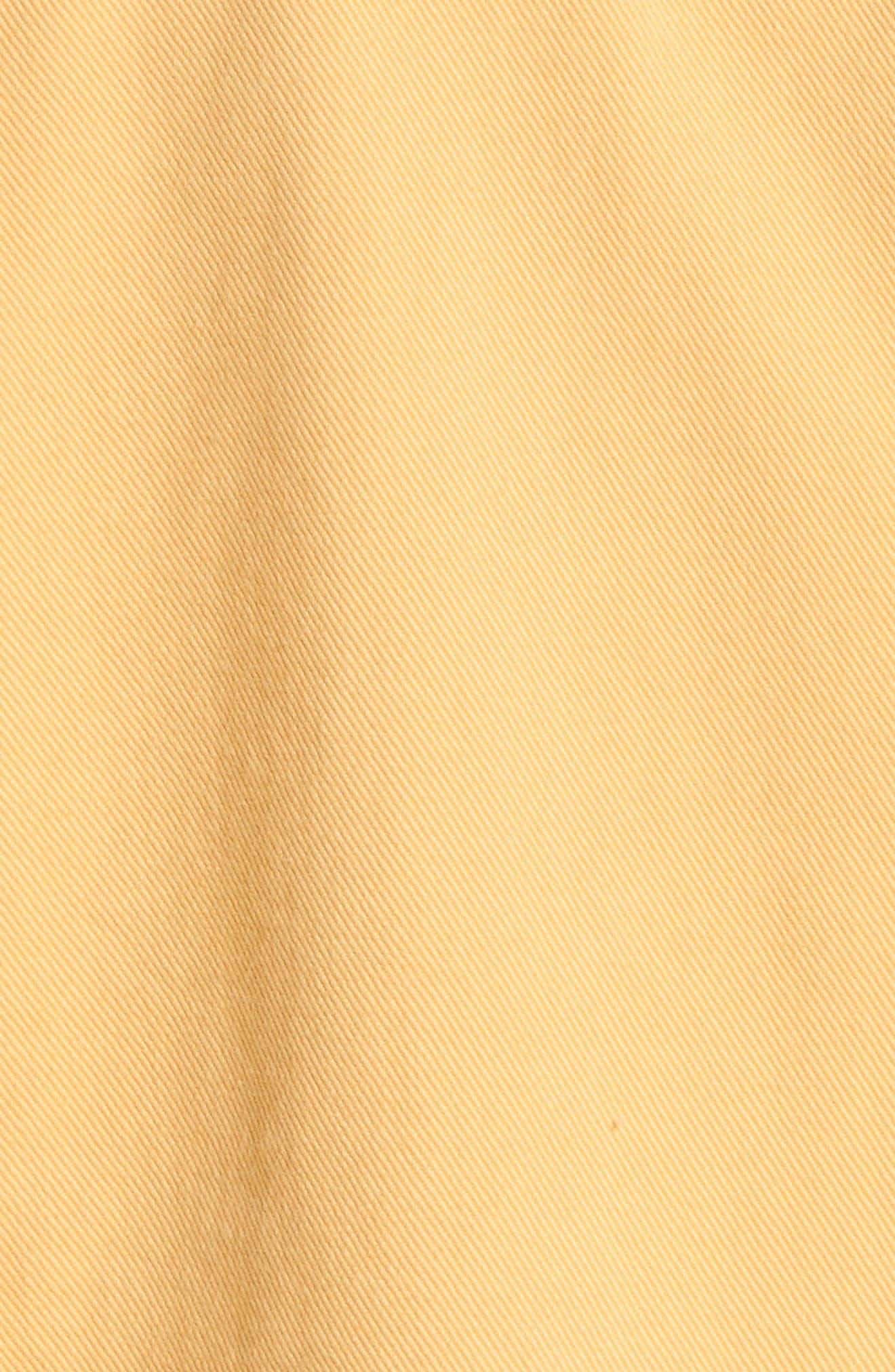 rag & bone Oversize Twill Jacket,                             Alternate thumbnail 6, color,