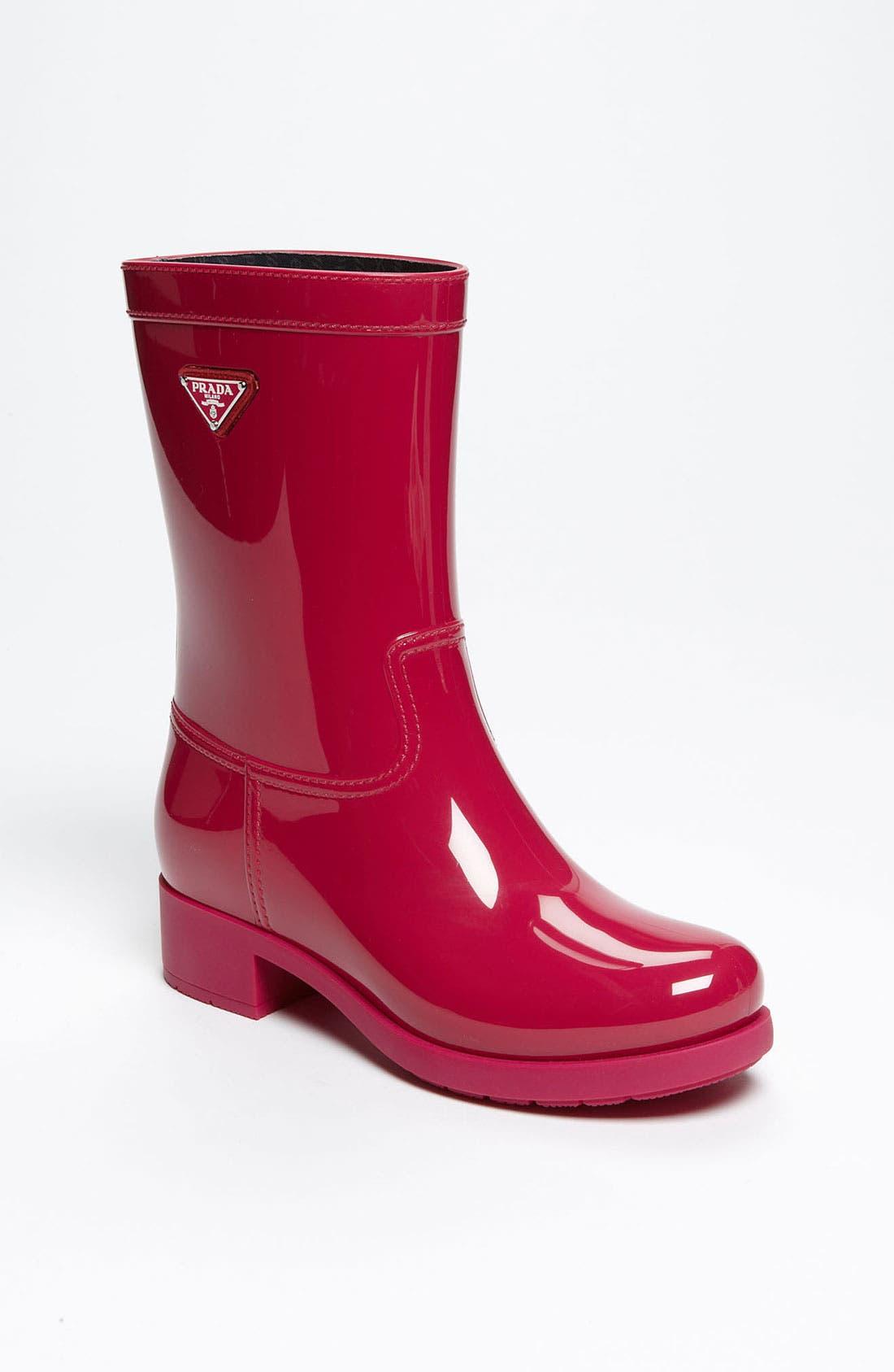 Rubber Rain Boot,                             Main thumbnail 4, color,