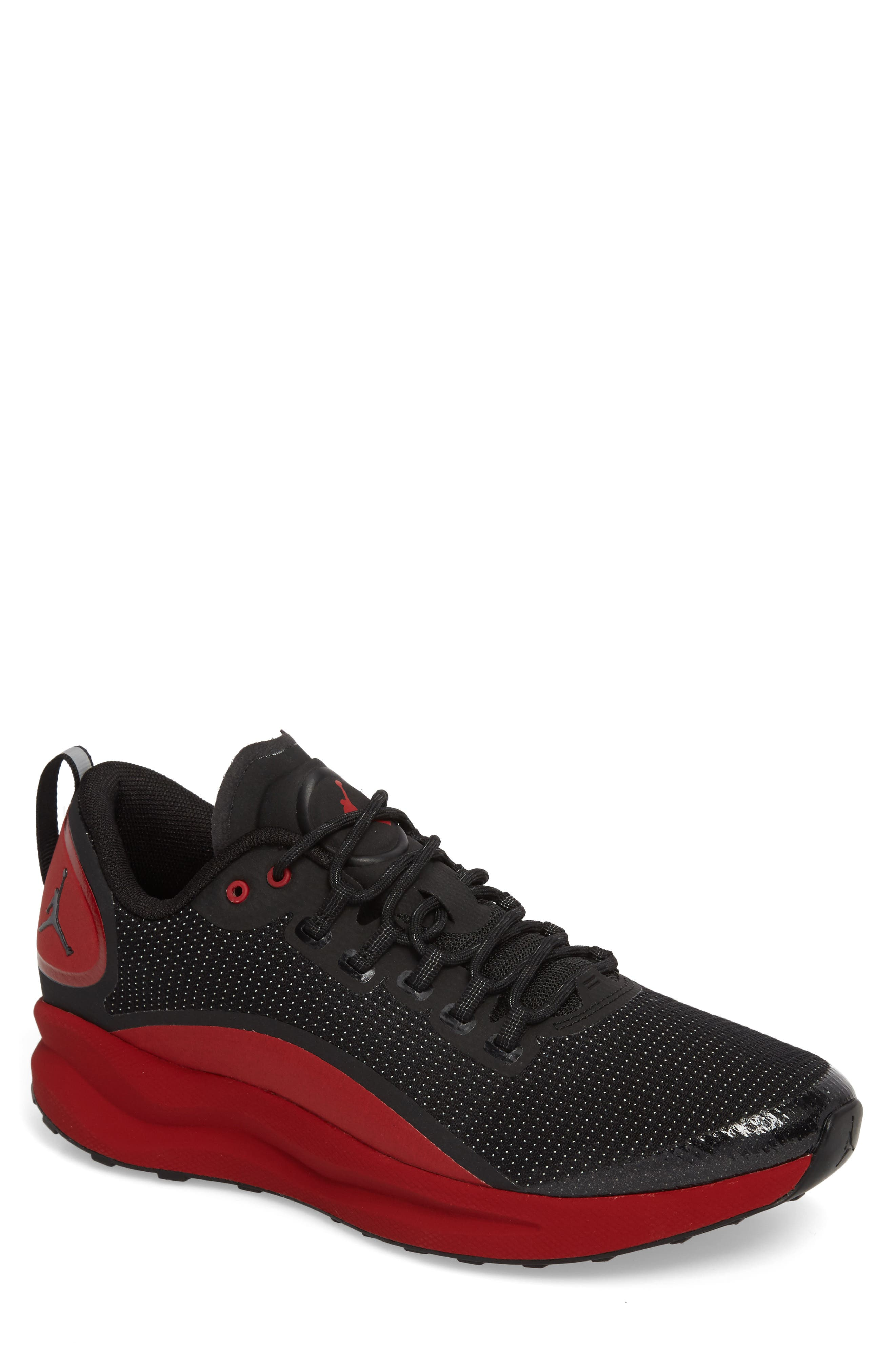 Jordan Zoom Tenacity Running Shoe,                             Main thumbnail 1, color,                             001