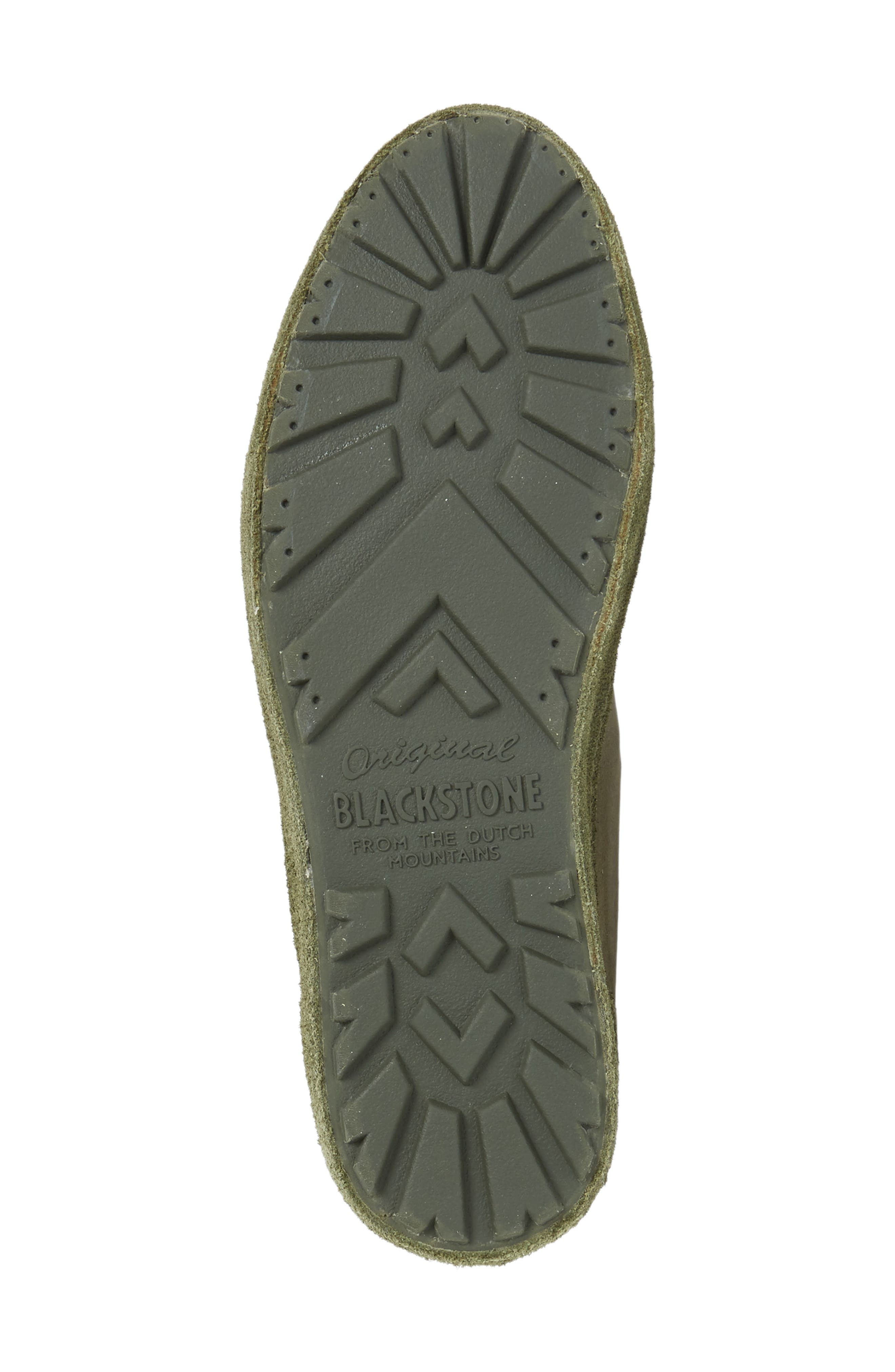 NL37 Midi Platform Sneaker,                             Alternate thumbnail 4, color,                             OLIVE LEATHER