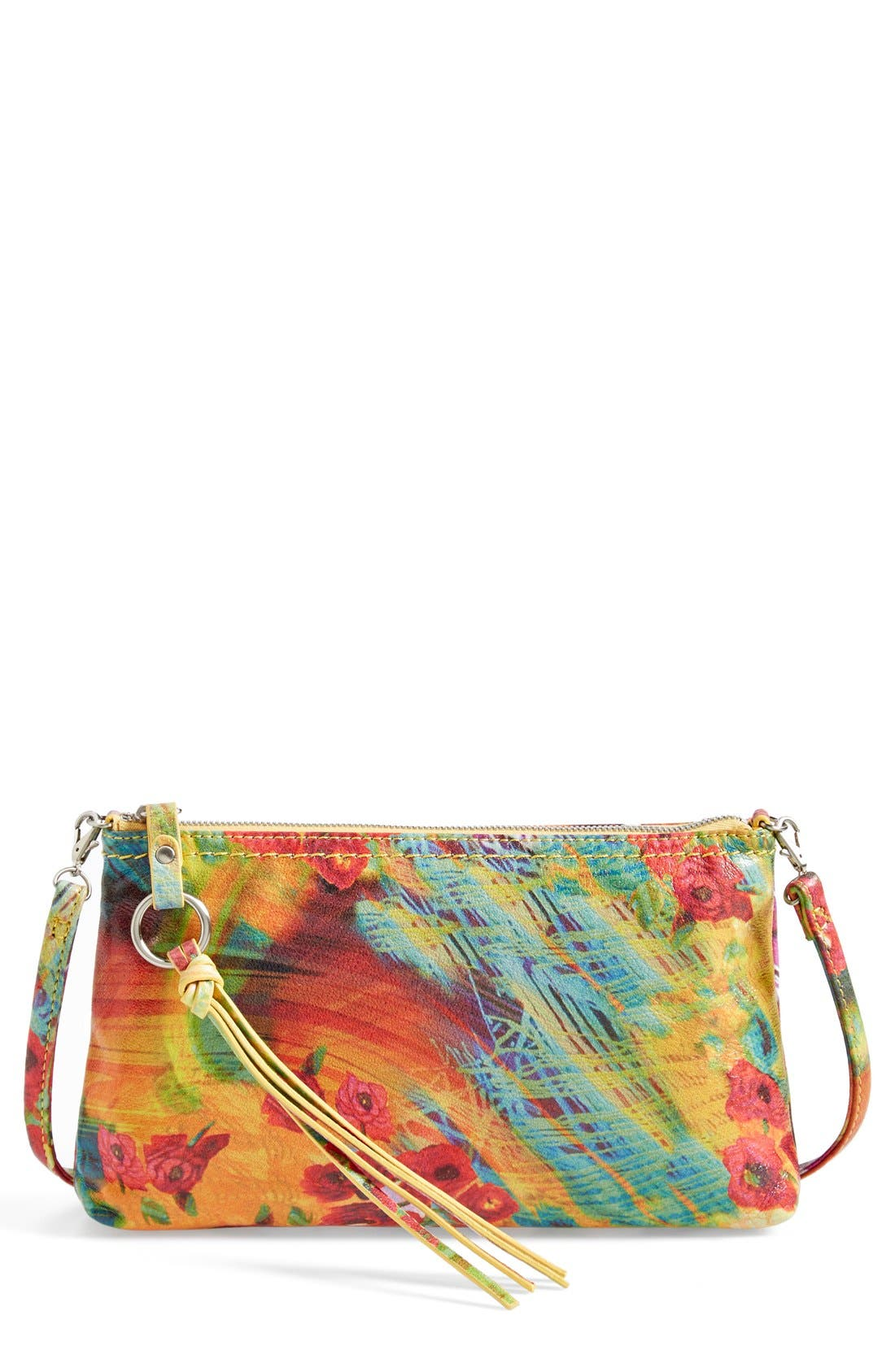 'Darcy' Leather Crossbody Bag,                             Main thumbnail 27, color,