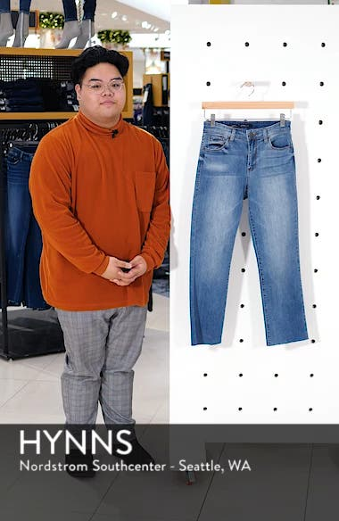 STS Blue Brooke Crop Flare Jeans, sales video thumbnail
