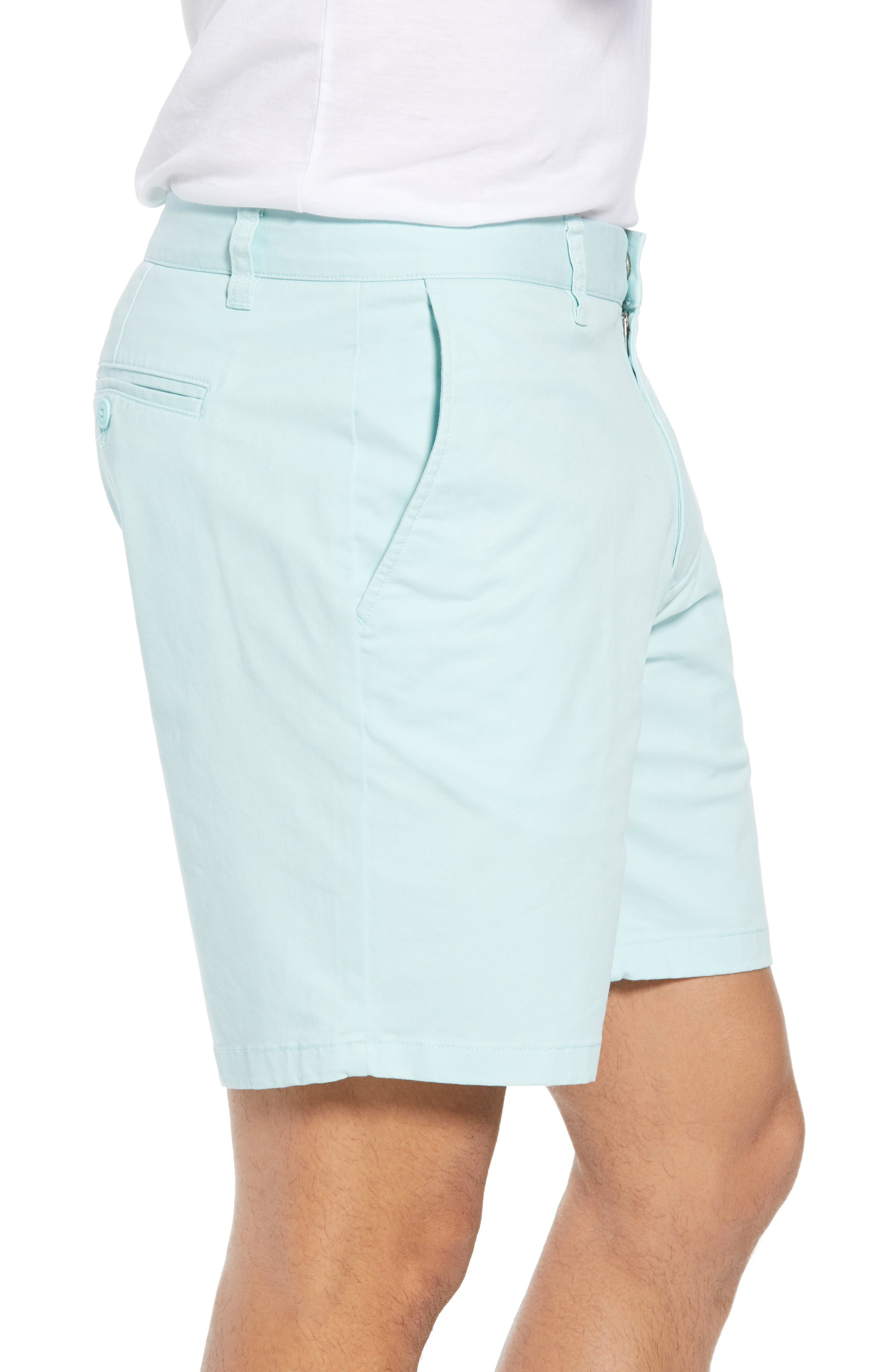 Stretch Washed Chino 7-Inch Shorts,                             Alternate thumbnail 52, color,