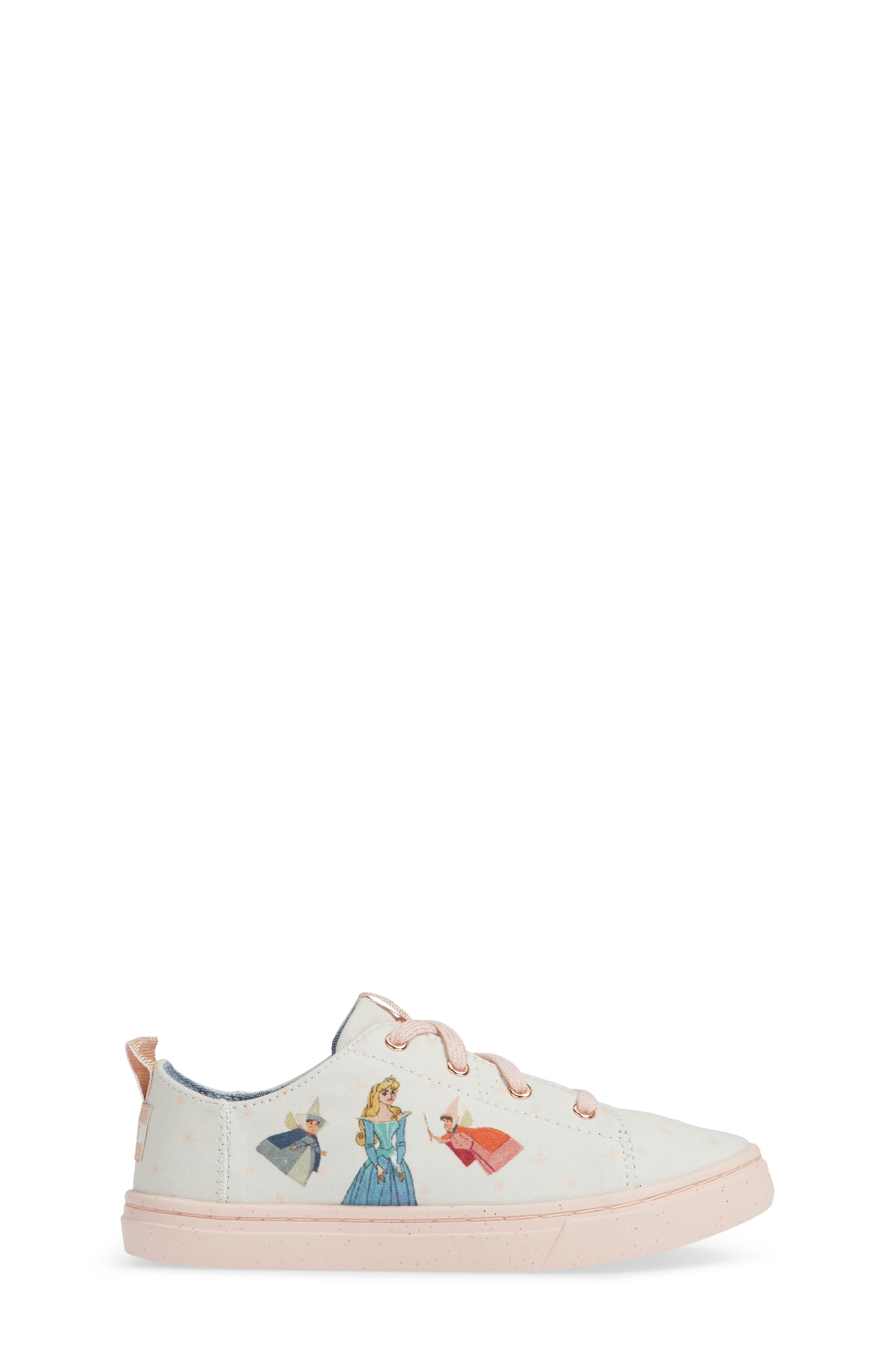 x Disney Lenny Low Top Sneaker,                             Alternate thumbnail 3, color,                             FAIRY GODMOTHER