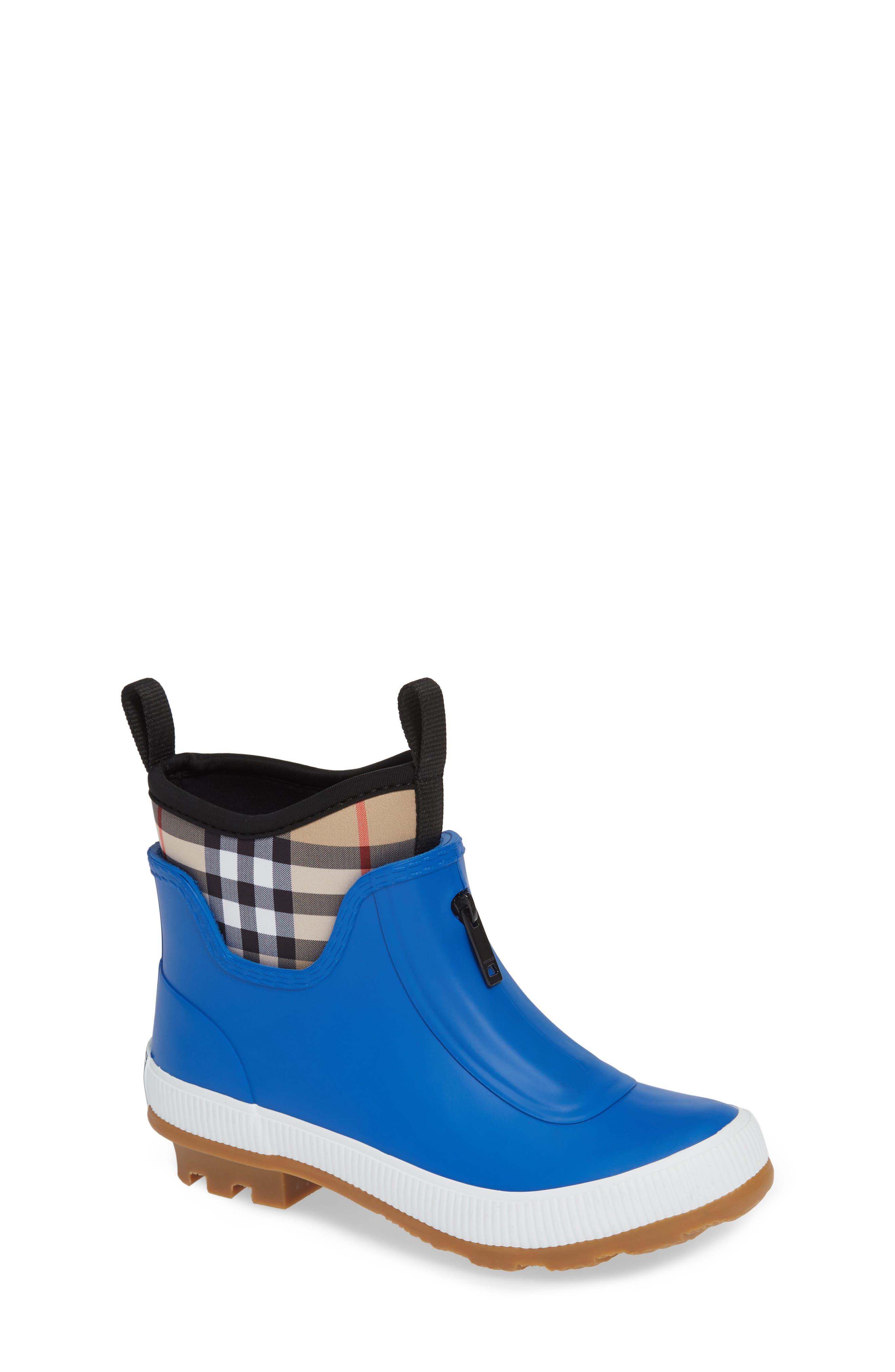 Burberry Flinton Rain Boot