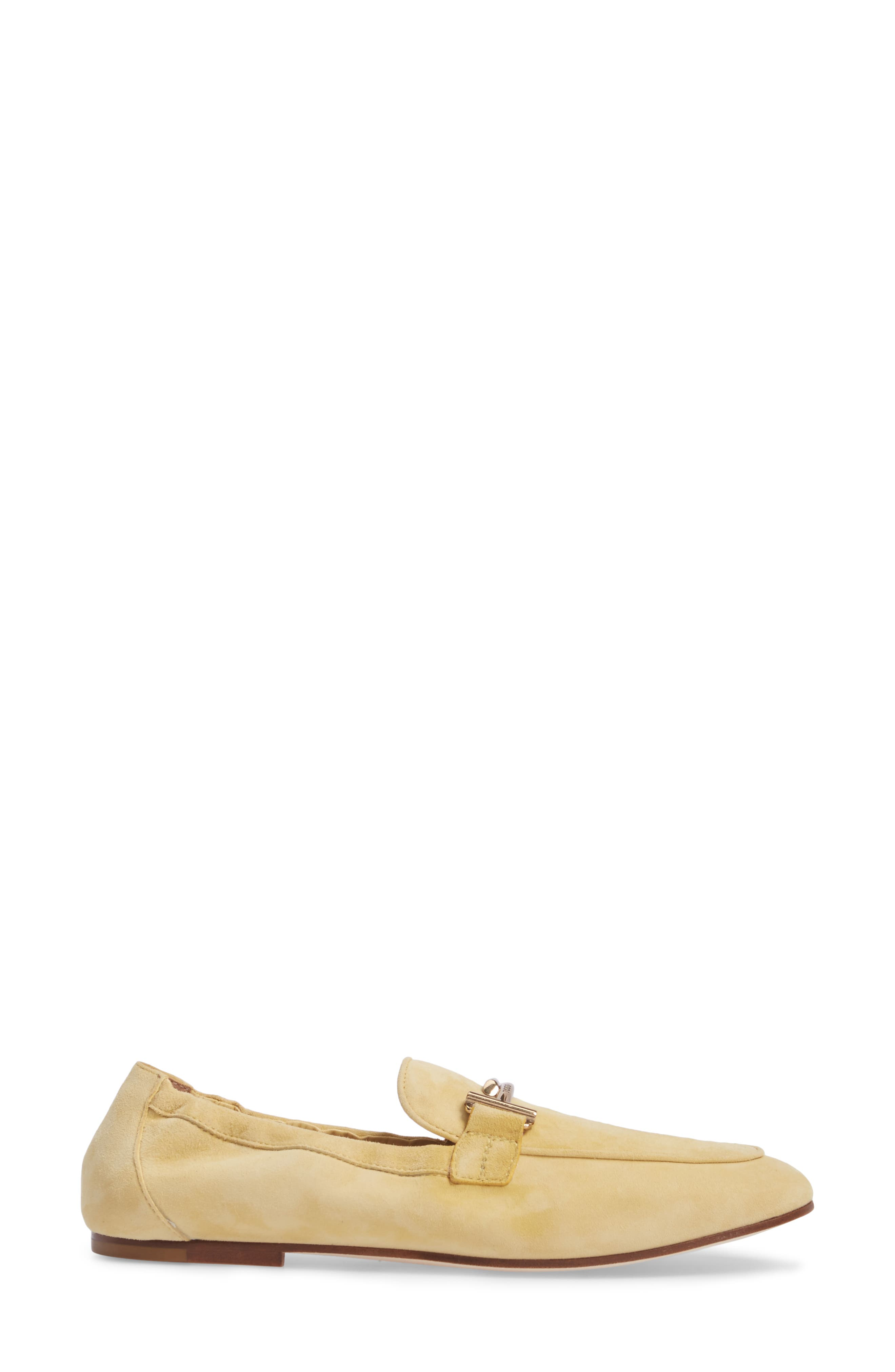 Double T Scrunch Loafer,                             Alternate thumbnail 12, color,
