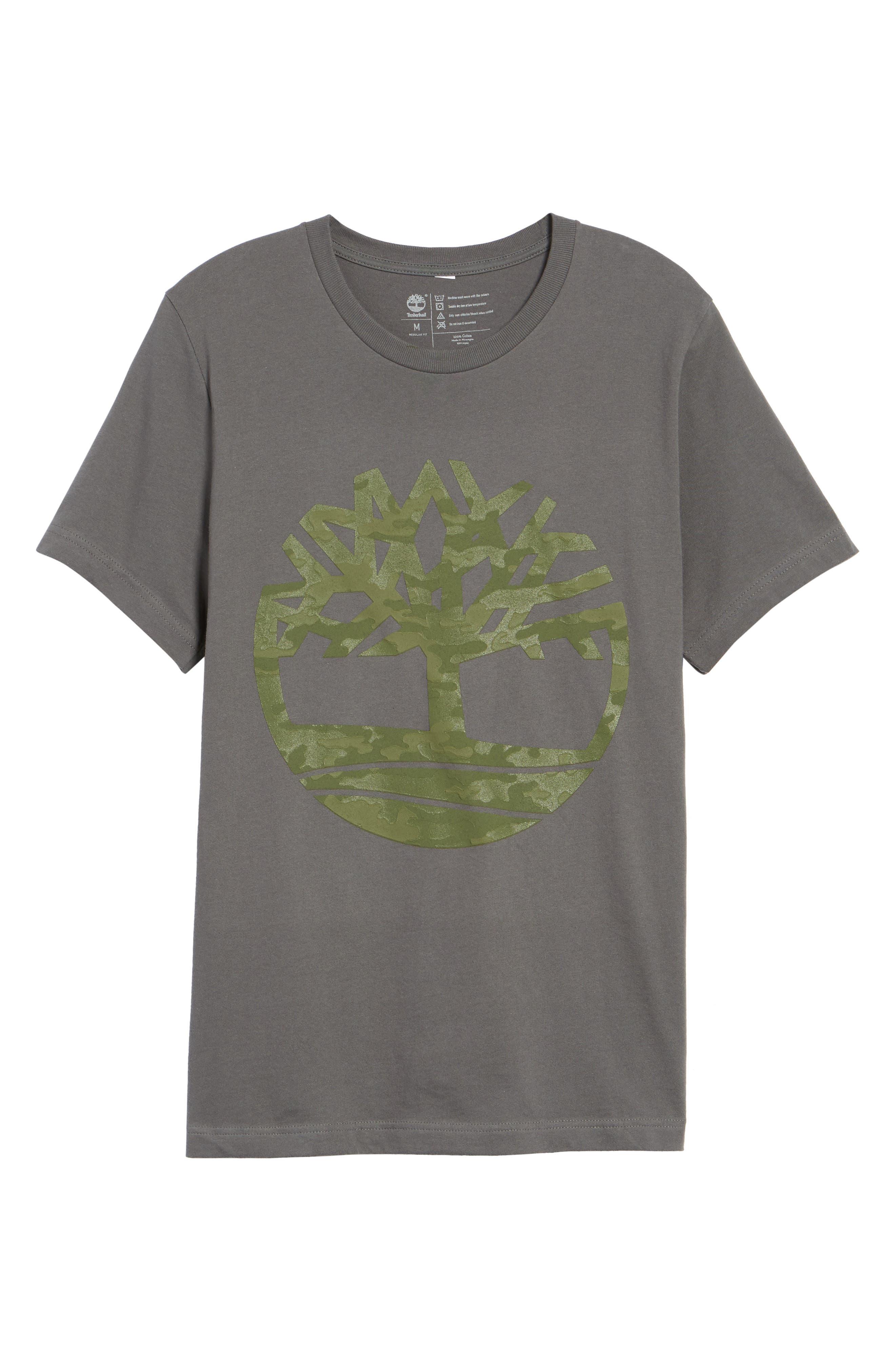 Textured Camo Graphic T-Shirt,                             Alternate thumbnail 12, color,