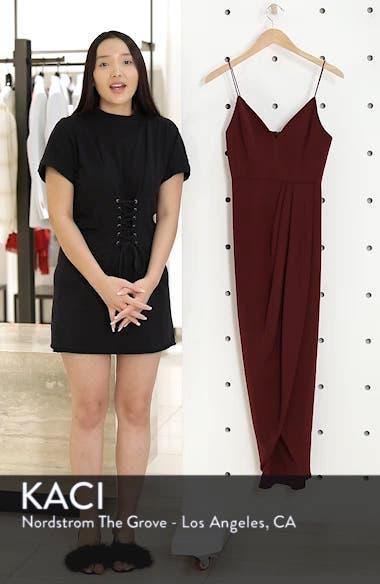 Tulip Hem Maxi Dress, sales video thumbnail