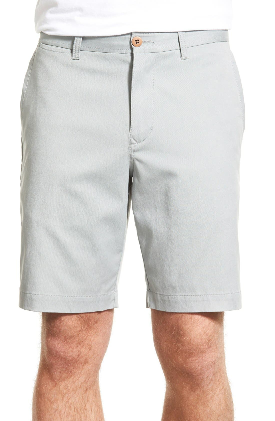 'Offshore' Flat Front Shorts,                             Main thumbnail 3, color,