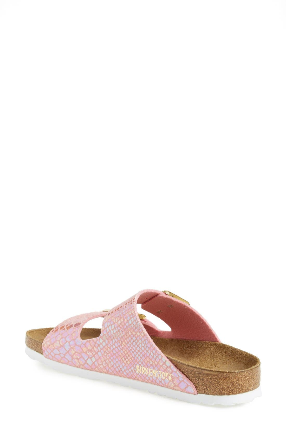 Papillio by Birkenstock 'Arizona' Birko-Flor Sandal,                             Alternate thumbnail 27, color,