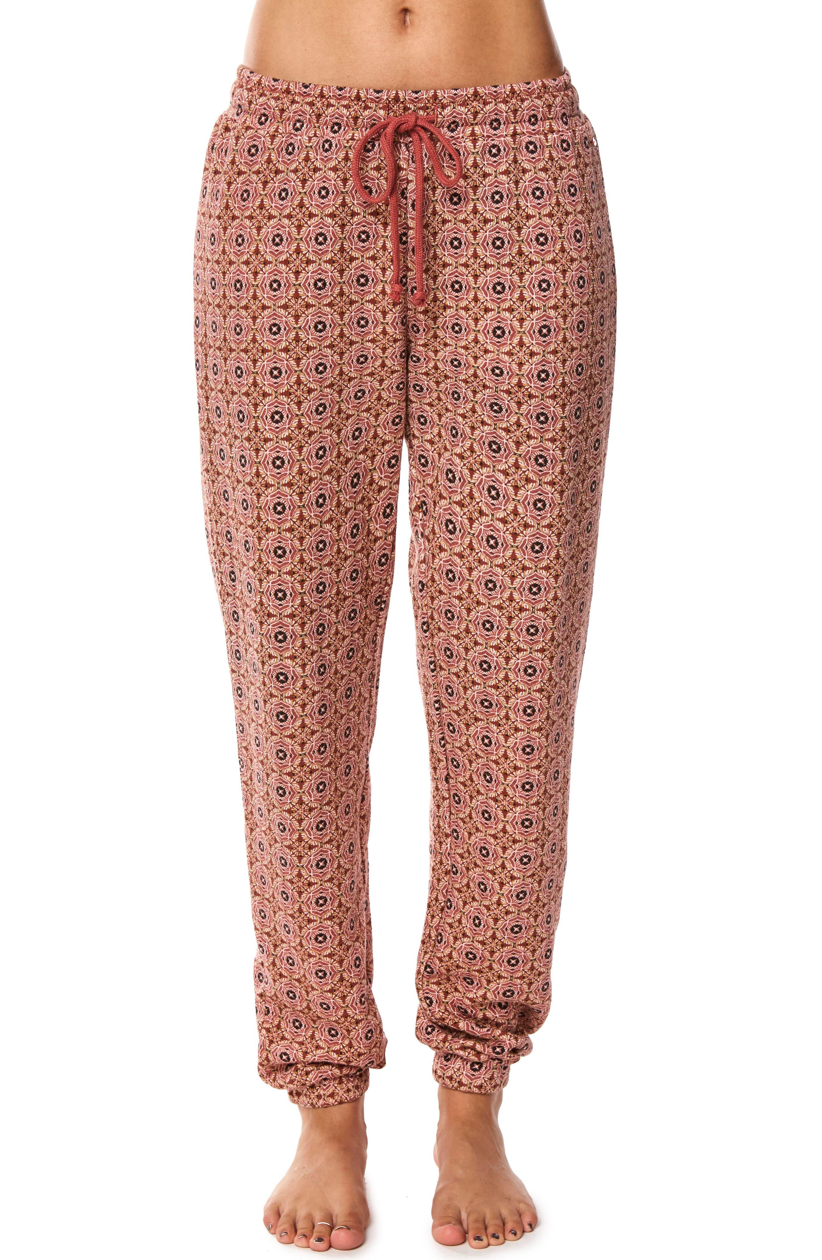 Sloane Print Jogger Pants,                         Main,                         color, 020