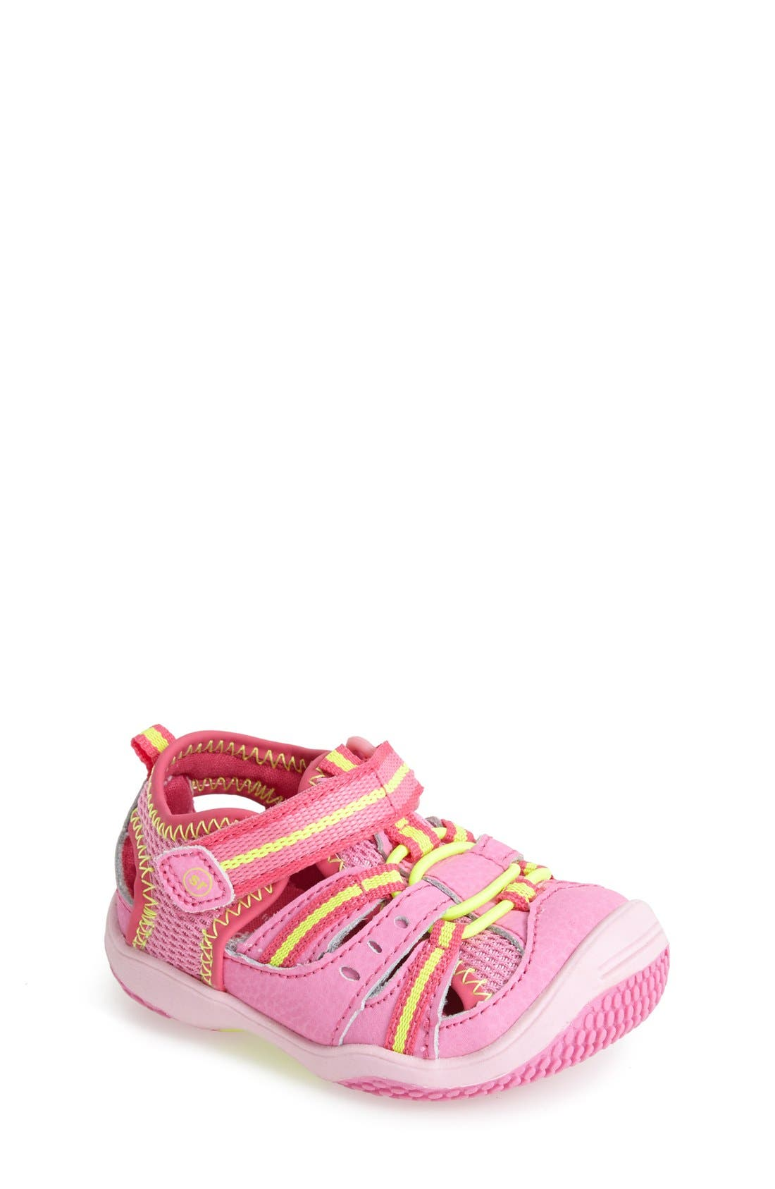 'Baby Petra' Sandal,                         Main,                         color, 650