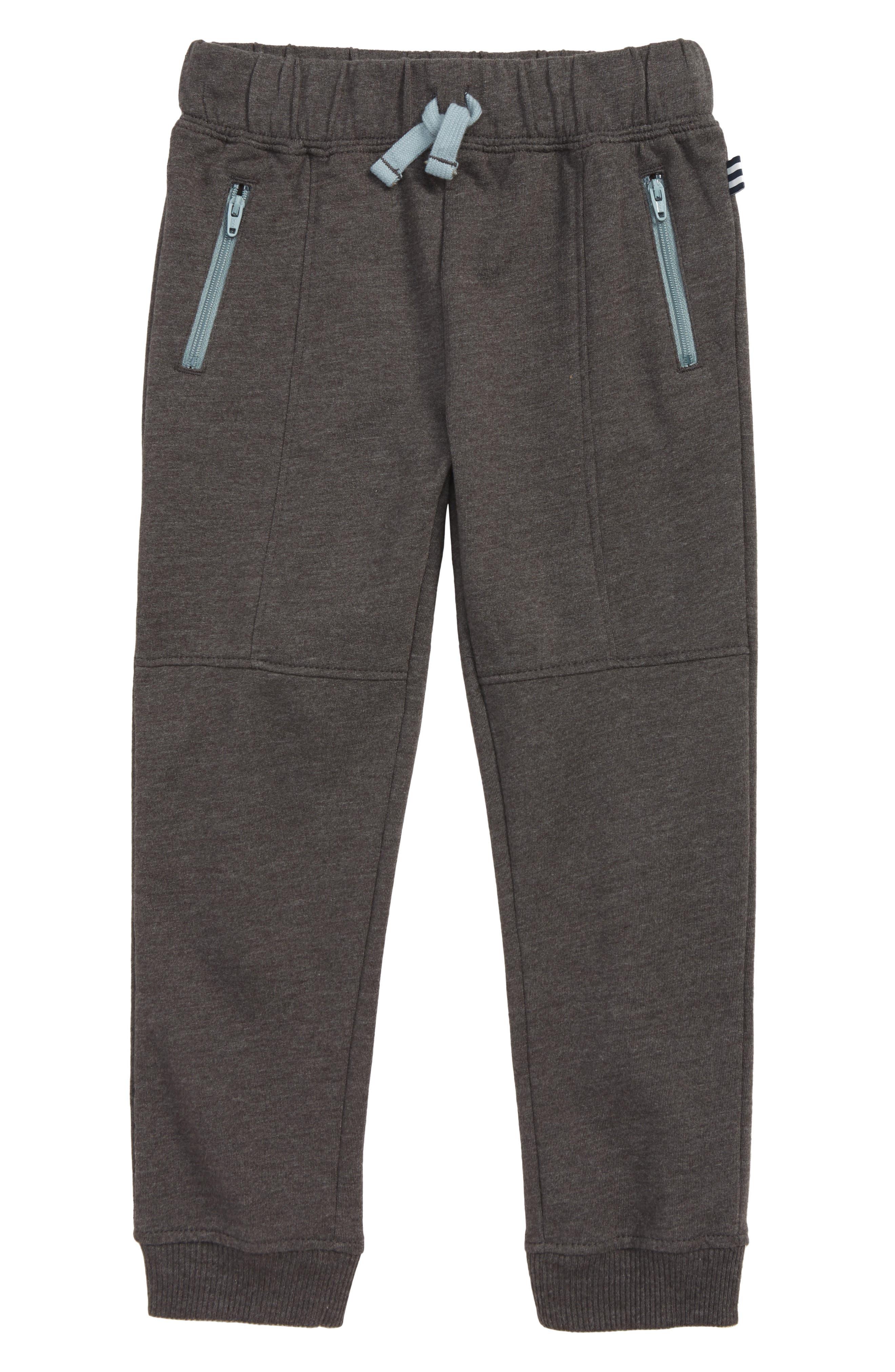 Toddler Boys Splendid Jogger Pants Size 4T  Grey