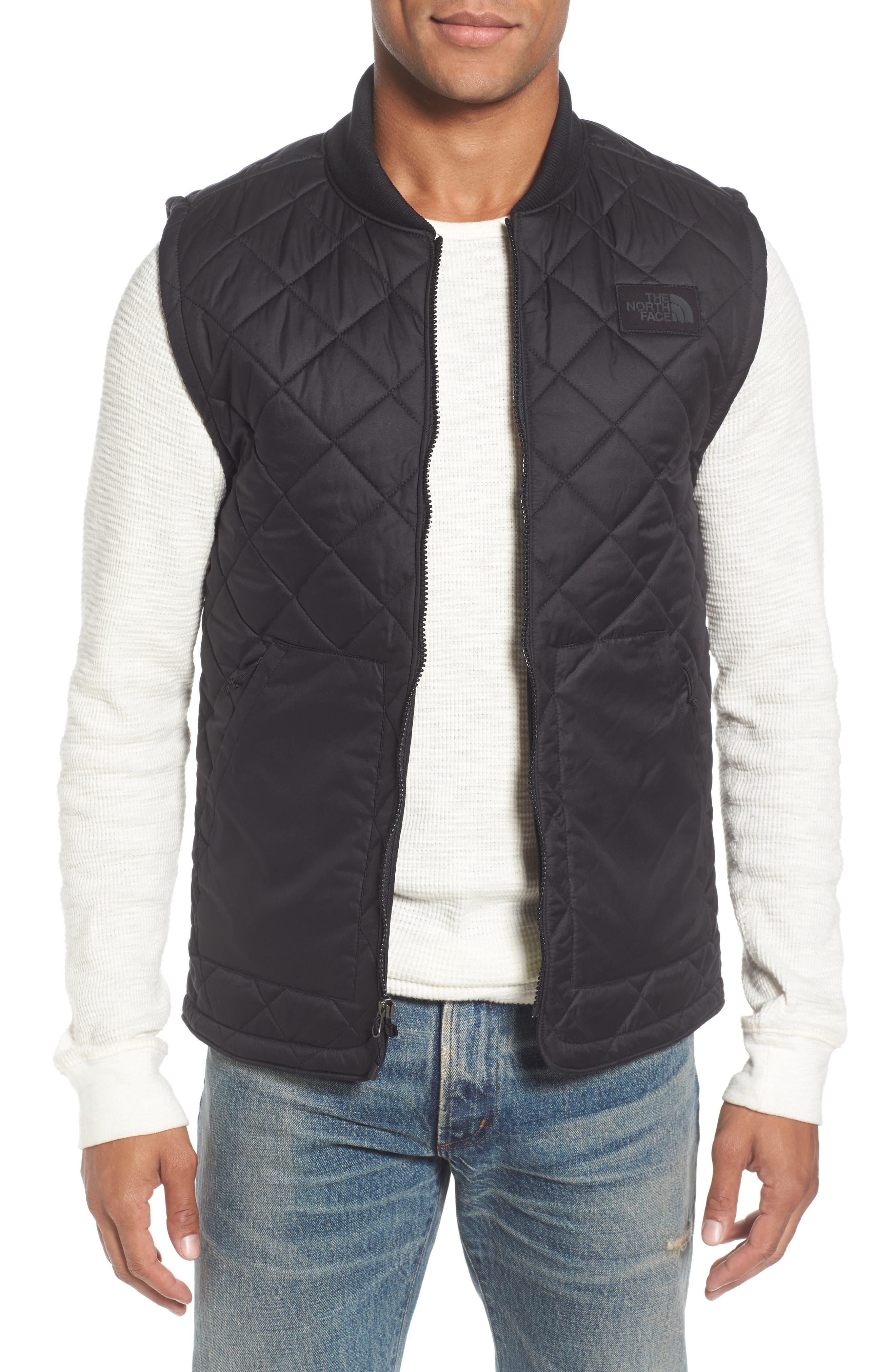 Cuchillo Insulated Vest,                             Main thumbnail 1, color,                             001