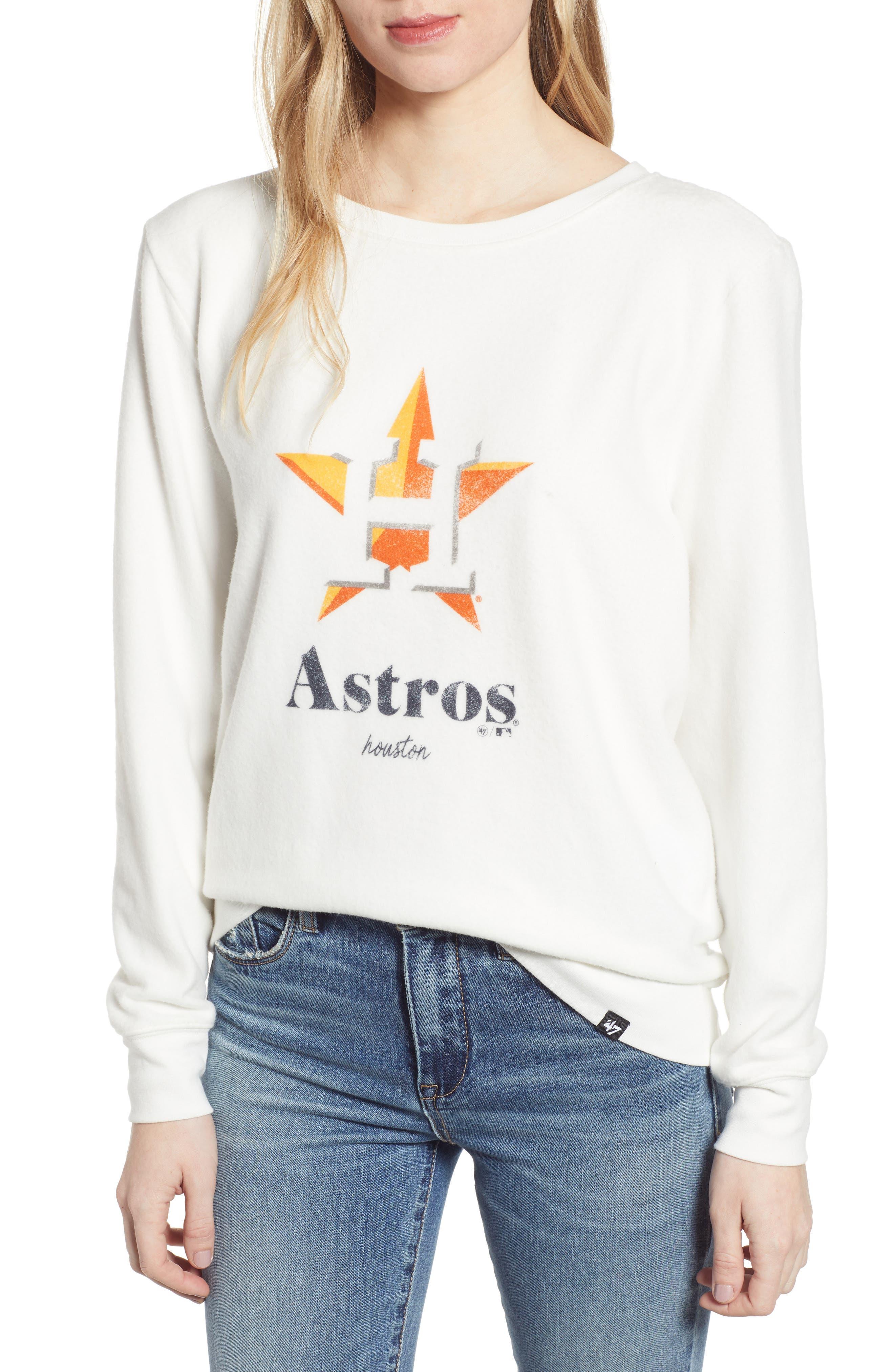 47 Encore Sweatshirt, White