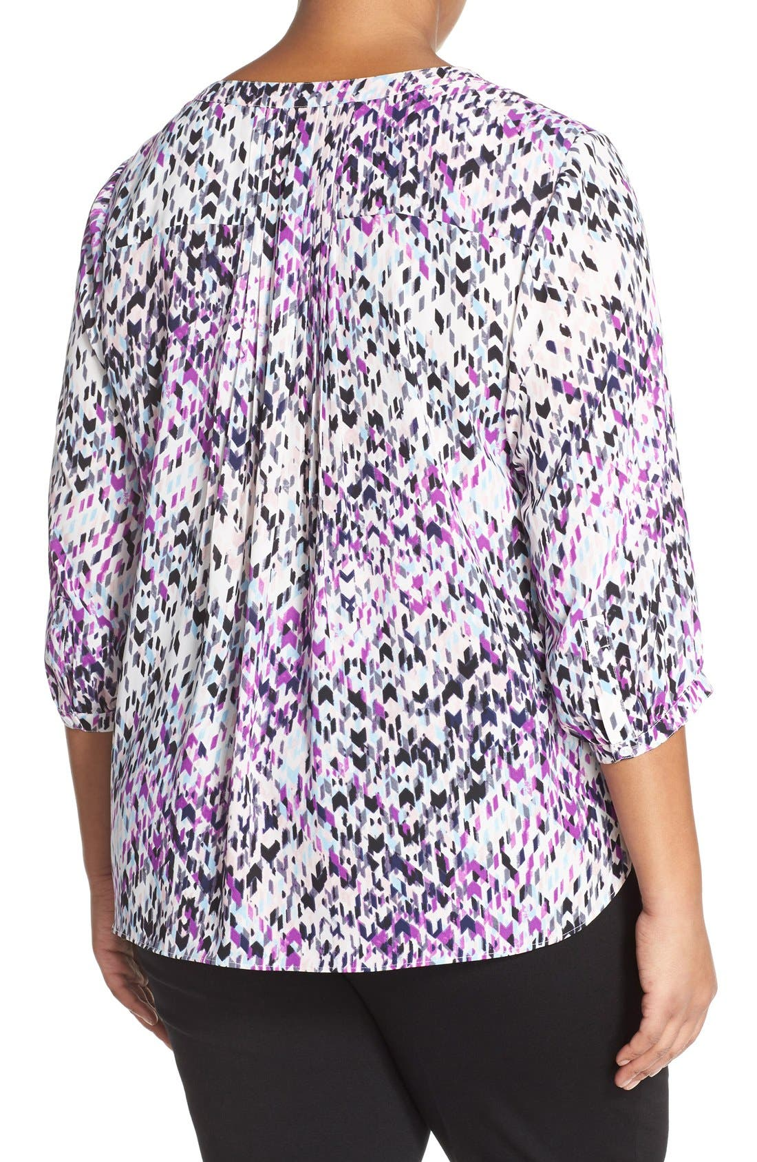 Henley Top,                             Alternate thumbnail 316, color,