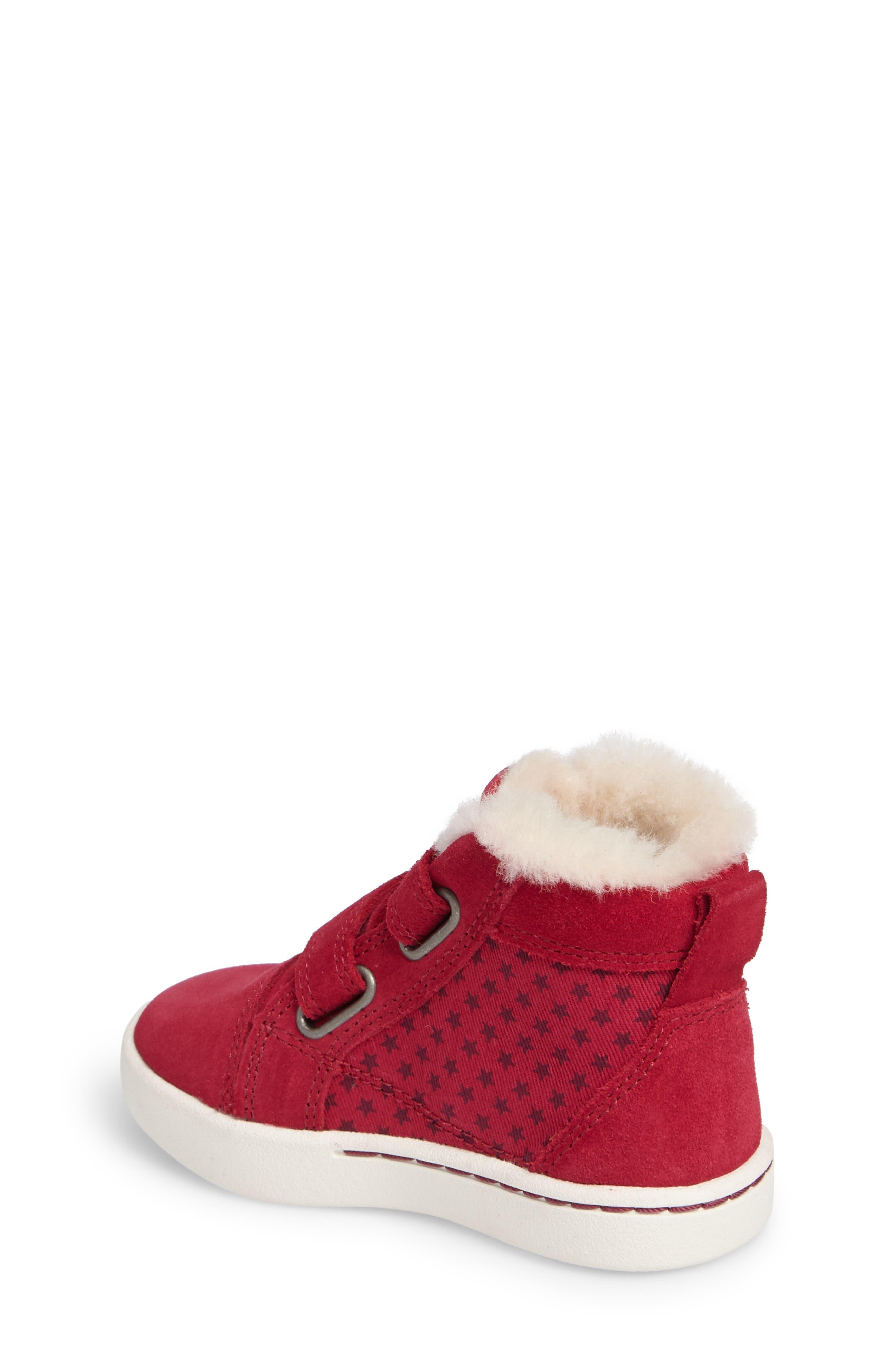 Rennon Stars High Top Sneaker,                             Alternate thumbnail 2, color,                             650