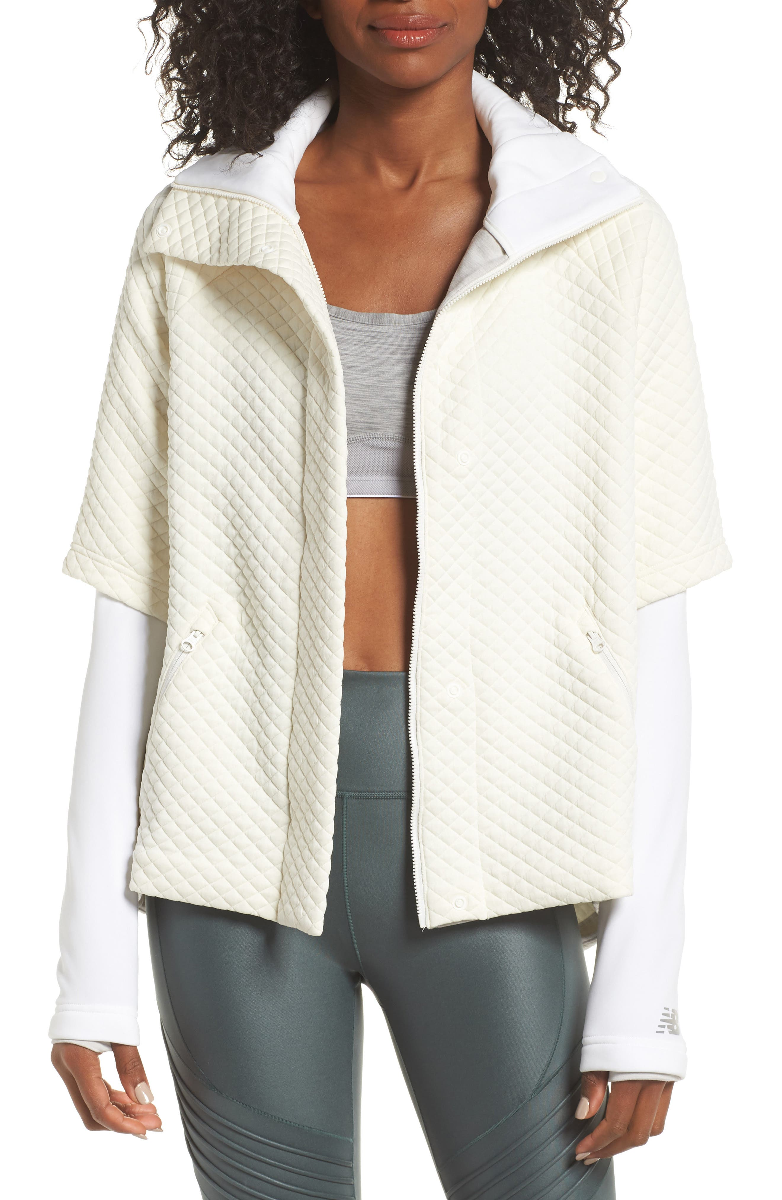 NEW BALANCE,                             Heat Loft Intensity Jacket,                             Main thumbnail 1, color,                             900