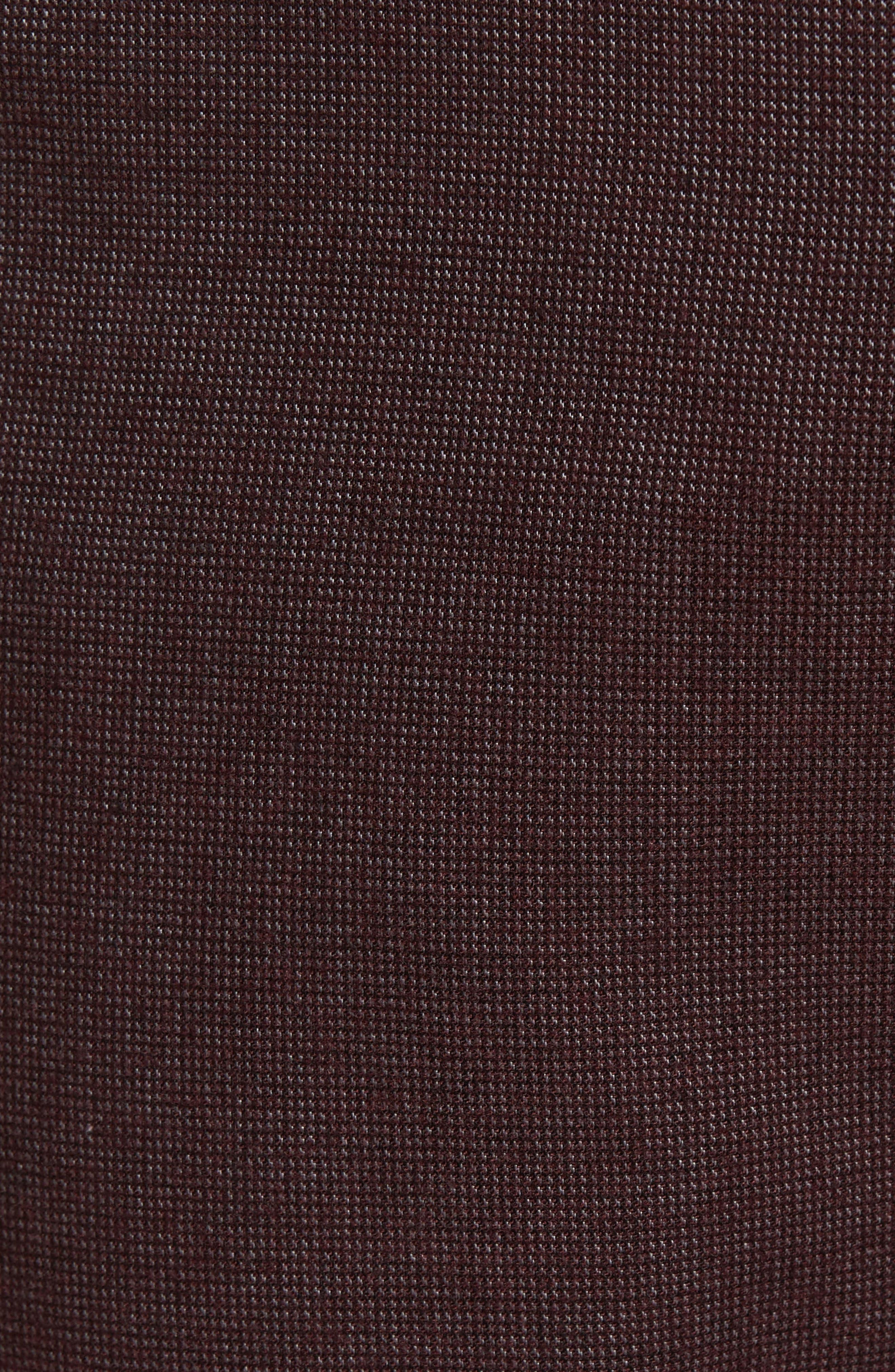 Five-Pocket Stretch Cotton Trousers,                             Alternate thumbnail 25, color,