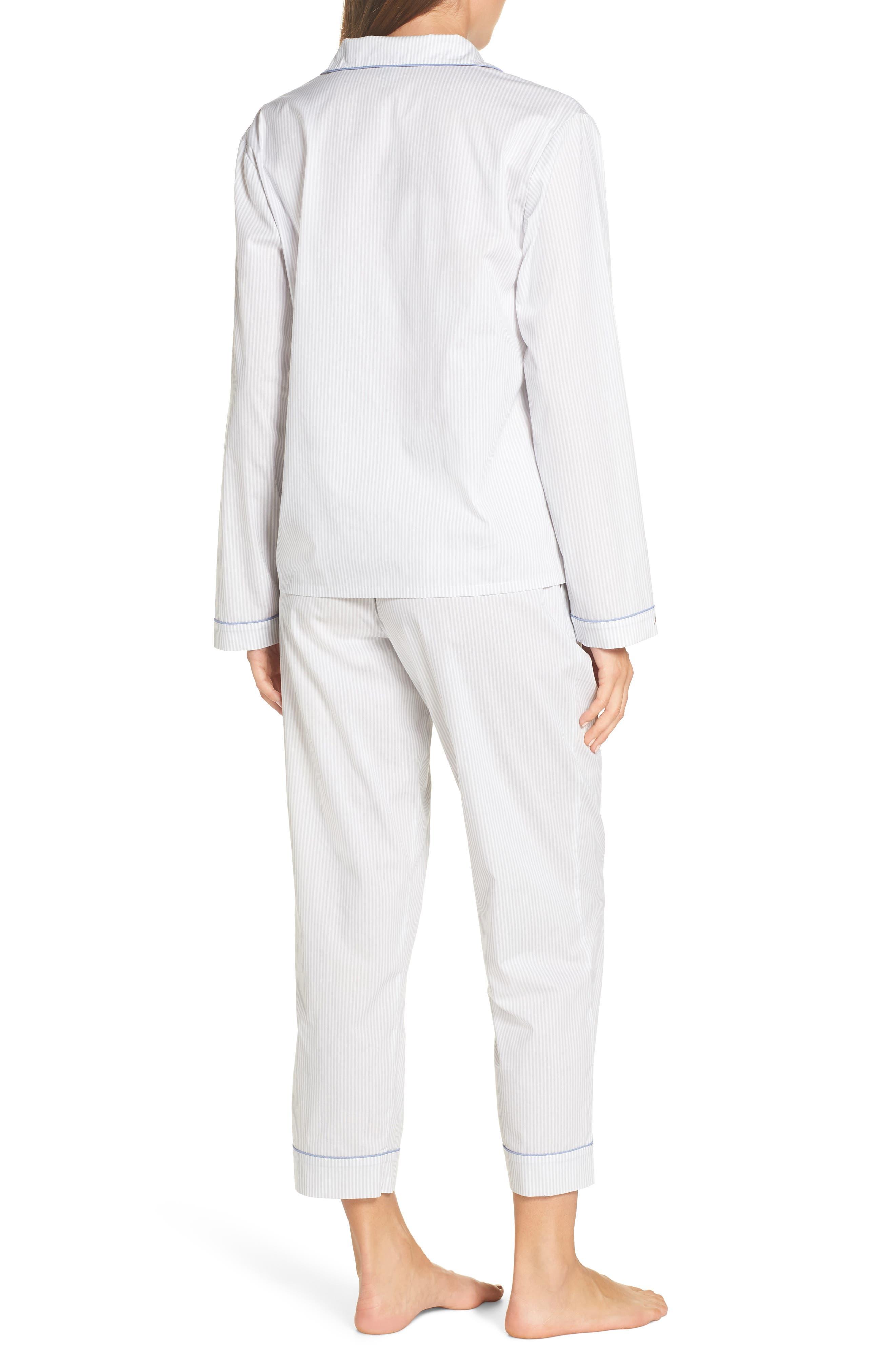 ED ELLEN DEGENERES,                             Signature Woven Pajamas,                             Alternate thumbnail 2, color,                             GREY