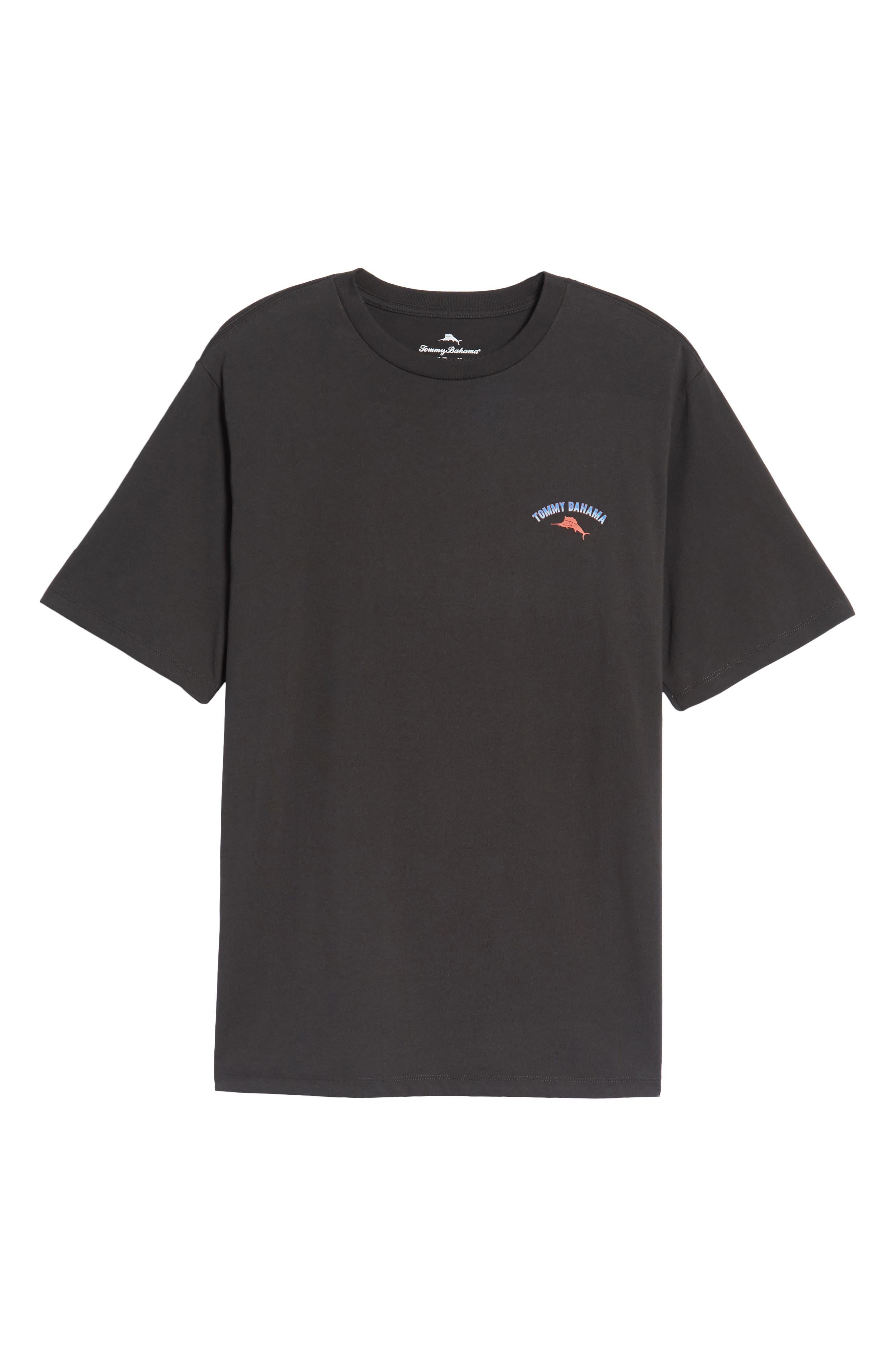 Outside Limebacker T-Shirt,                             Alternate thumbnail 6, color,                             001