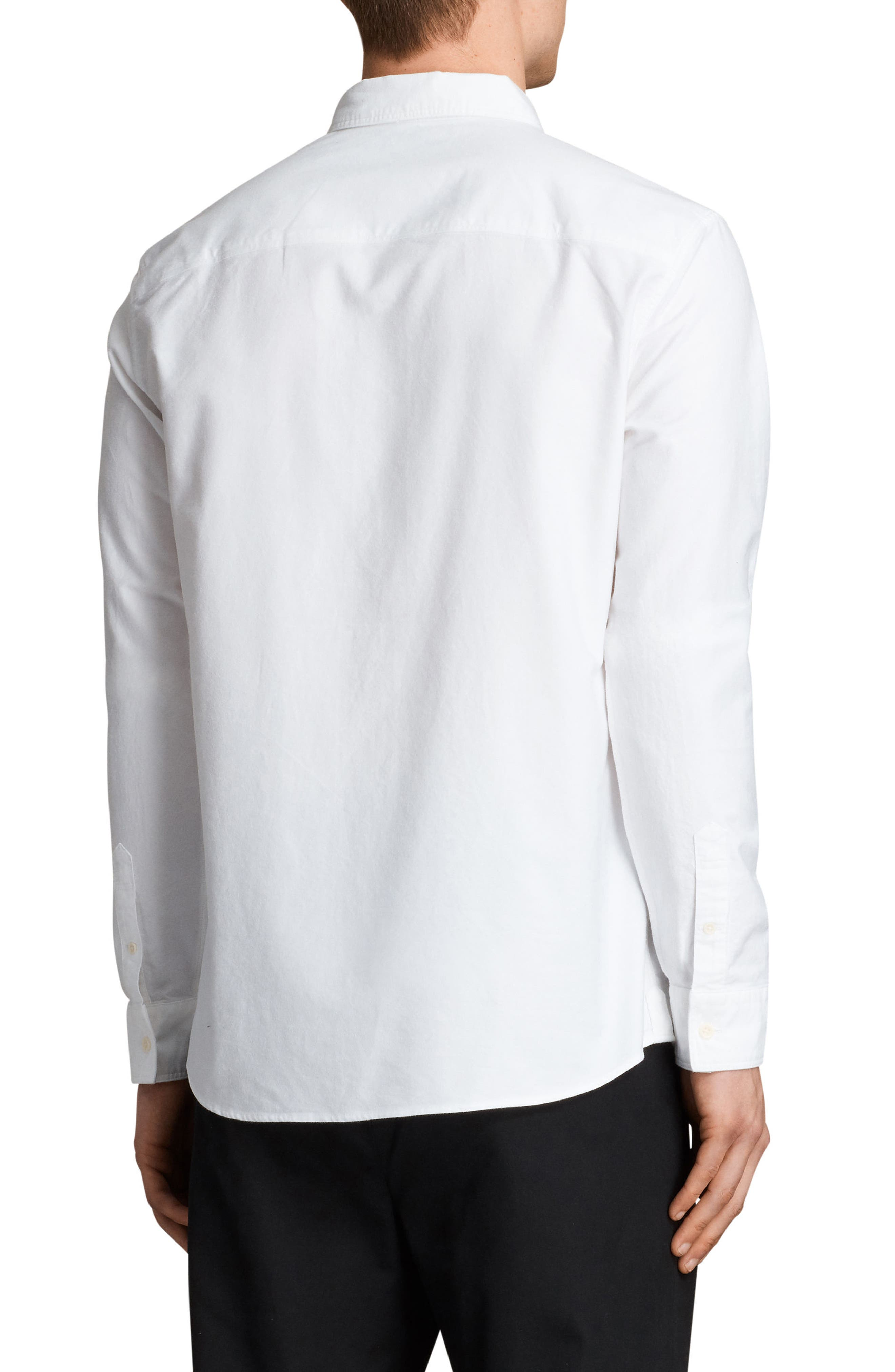 Huntington Regular Fit Sport Shirt,                             Alternate thumbnail 10, color,