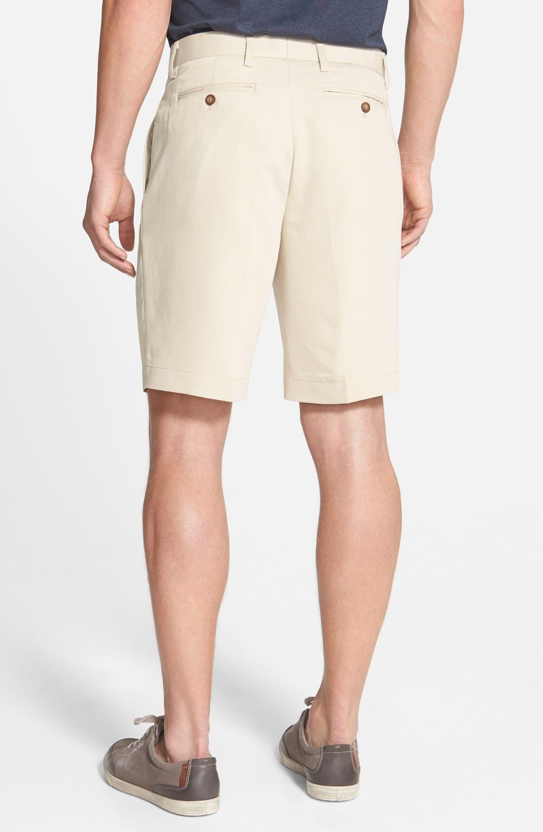 Microfiber Twill Shorts,                             Alternate thumbnail 6, color,