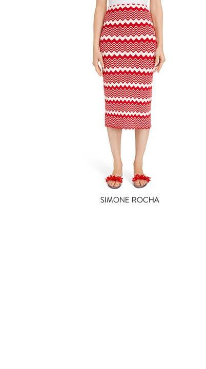 Simone Rocha skirt.