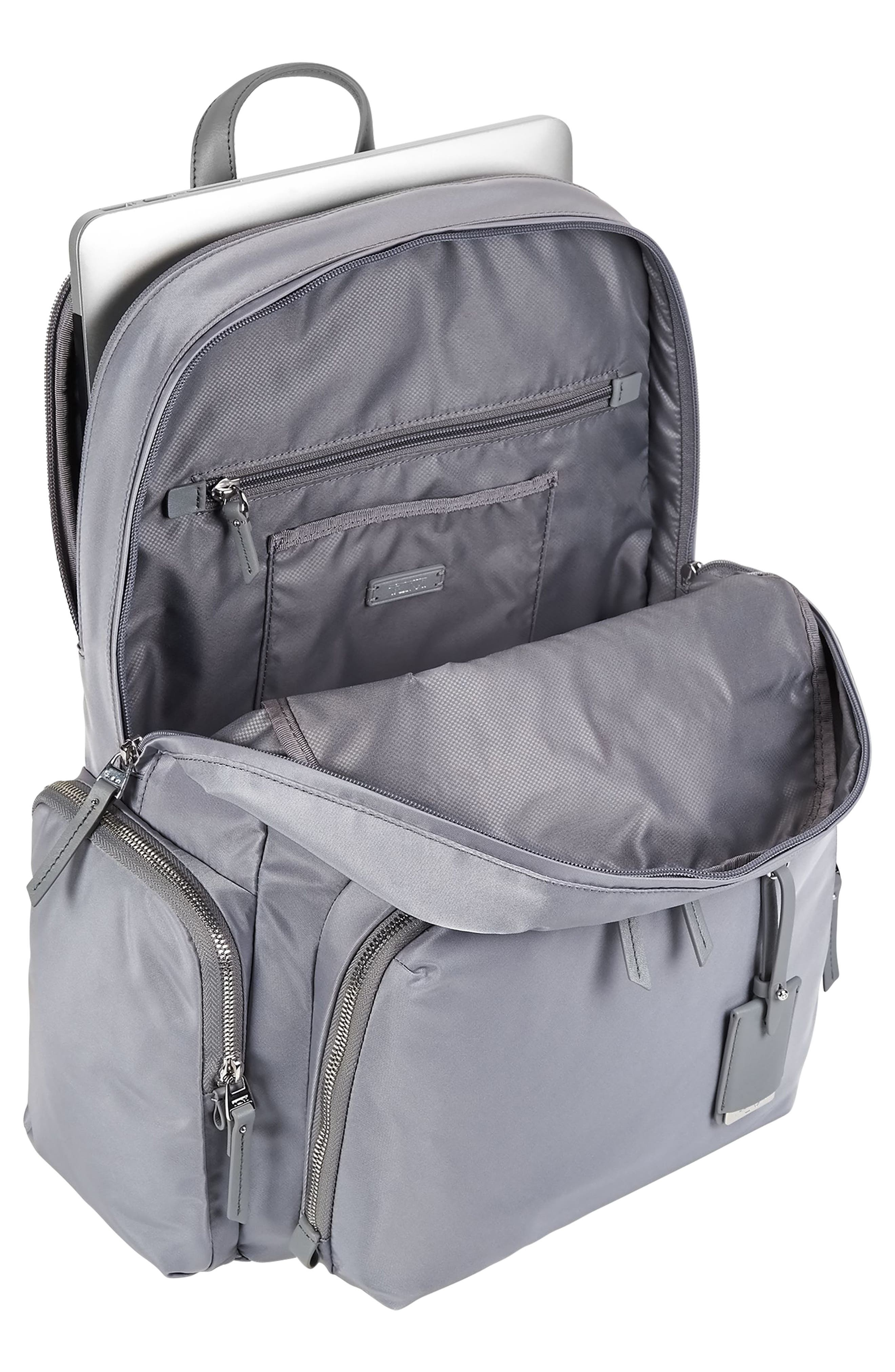 Calais Nylon 15-Inch Computer Commuter Backpack,                             Alternate thumbnail 4, color,                             021