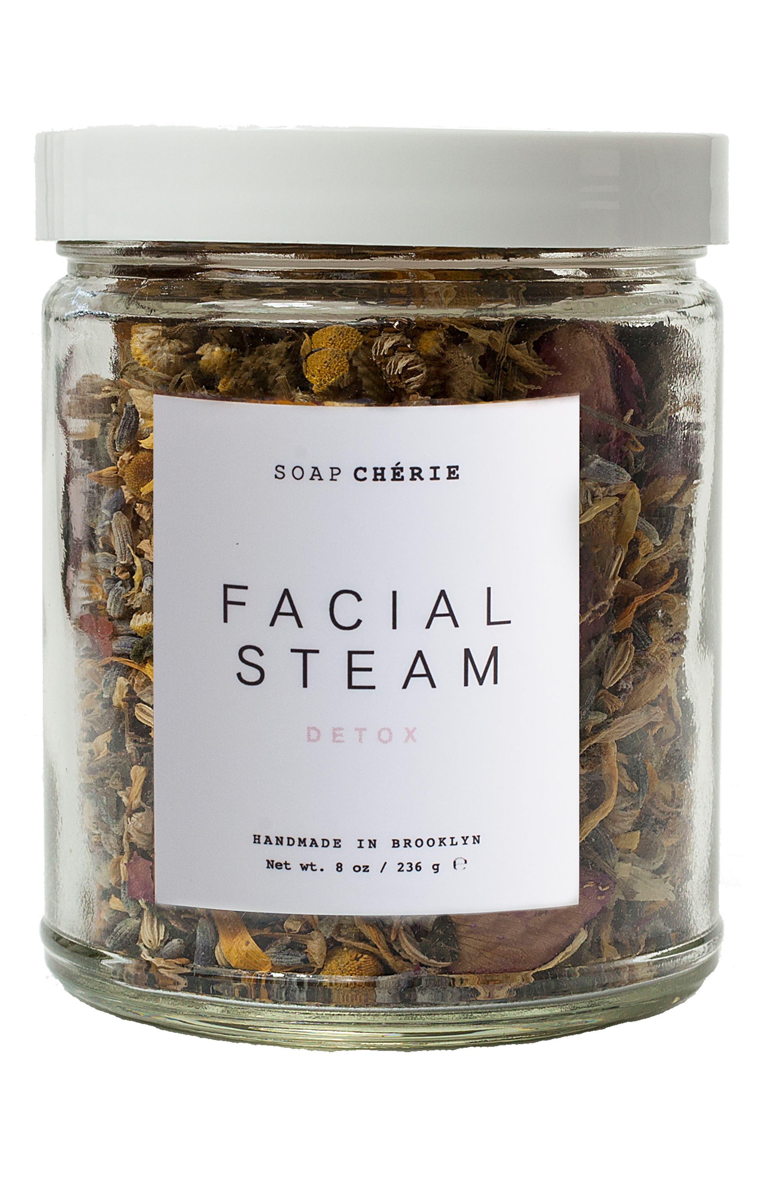 Soap Chérie Detox Facial Steam,                         Main,                         color, NO COLOR
