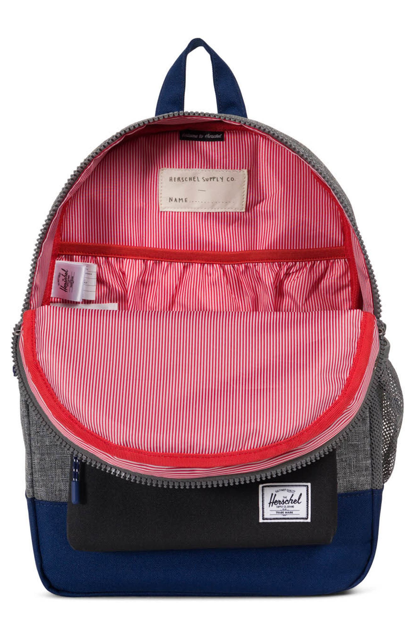 Heritage Backpack,                             Alternate thumbnail 3, color,                             001