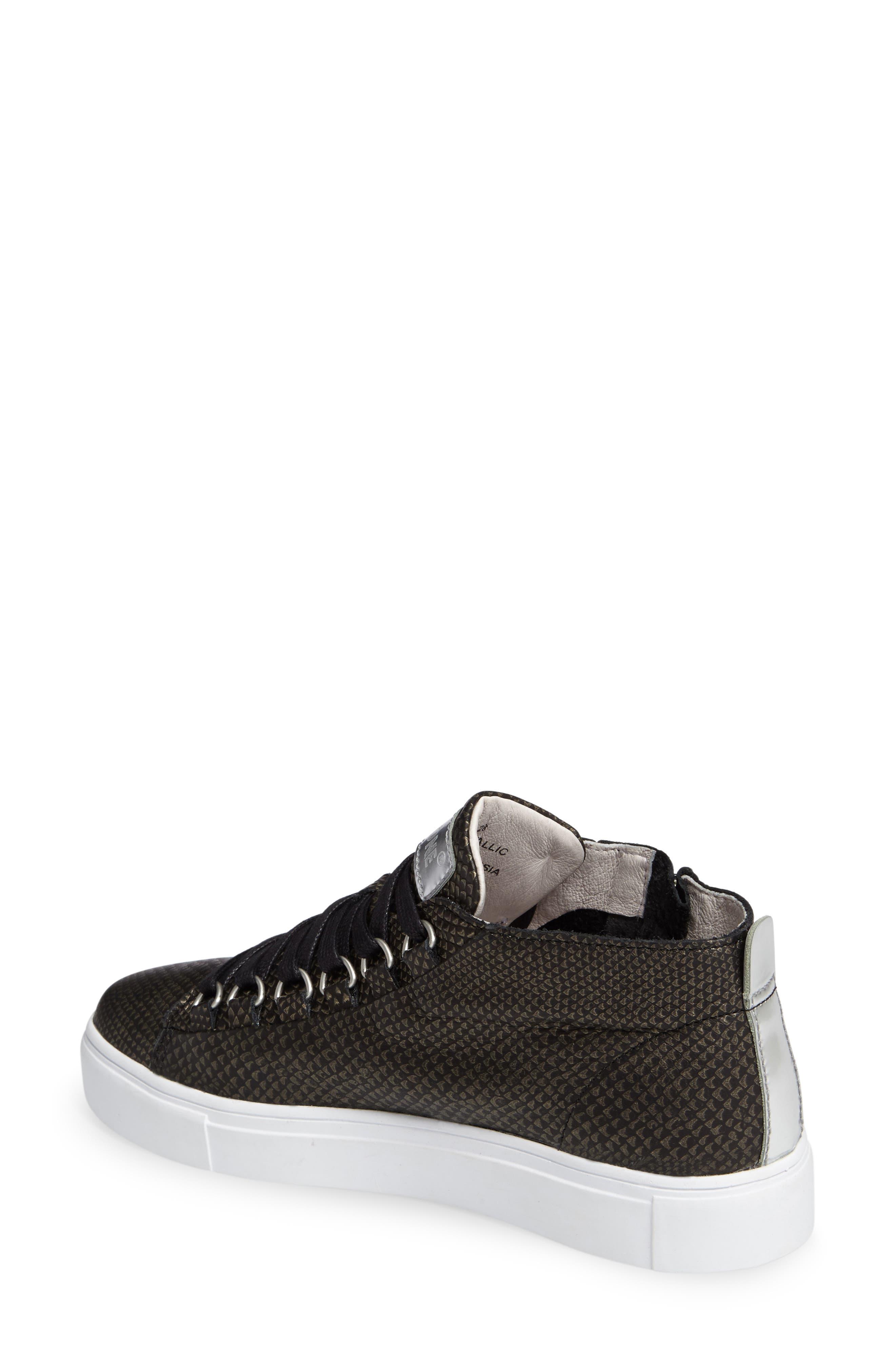 NL28 Midi Sneaker,                             Alternate thumbnail 2, color,                             001