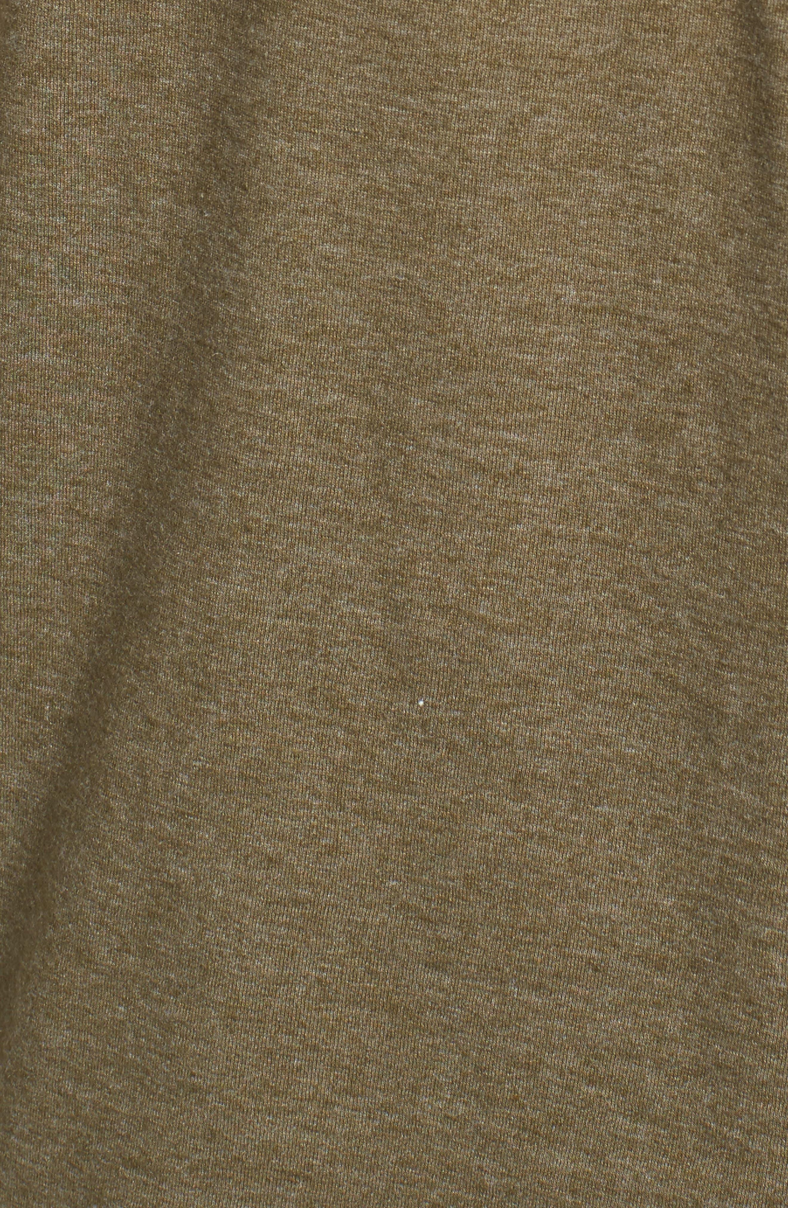 'Fitz Roy Crest' Slim Fit Organic Cotton Blend T-Shirt,                             Alternate thumbnail 36, color,