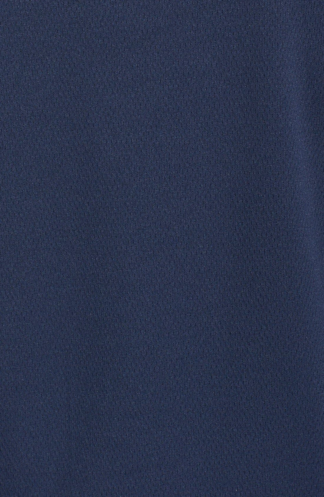 Tennessee Titans - Edge DryTec Moisture Wicking Half Zip Pullover,                             Alternate thumbnail 3, color,                             420