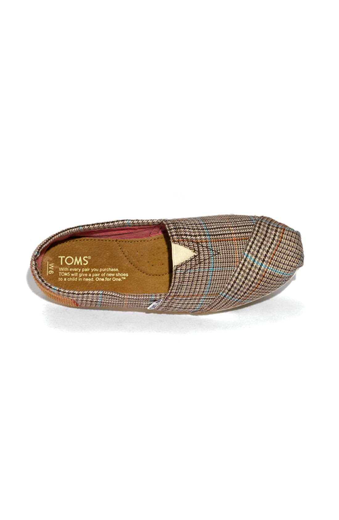 'Classic - Academy Plaid' Slip-On,                             Alternate thumbnail 2, color,                             200