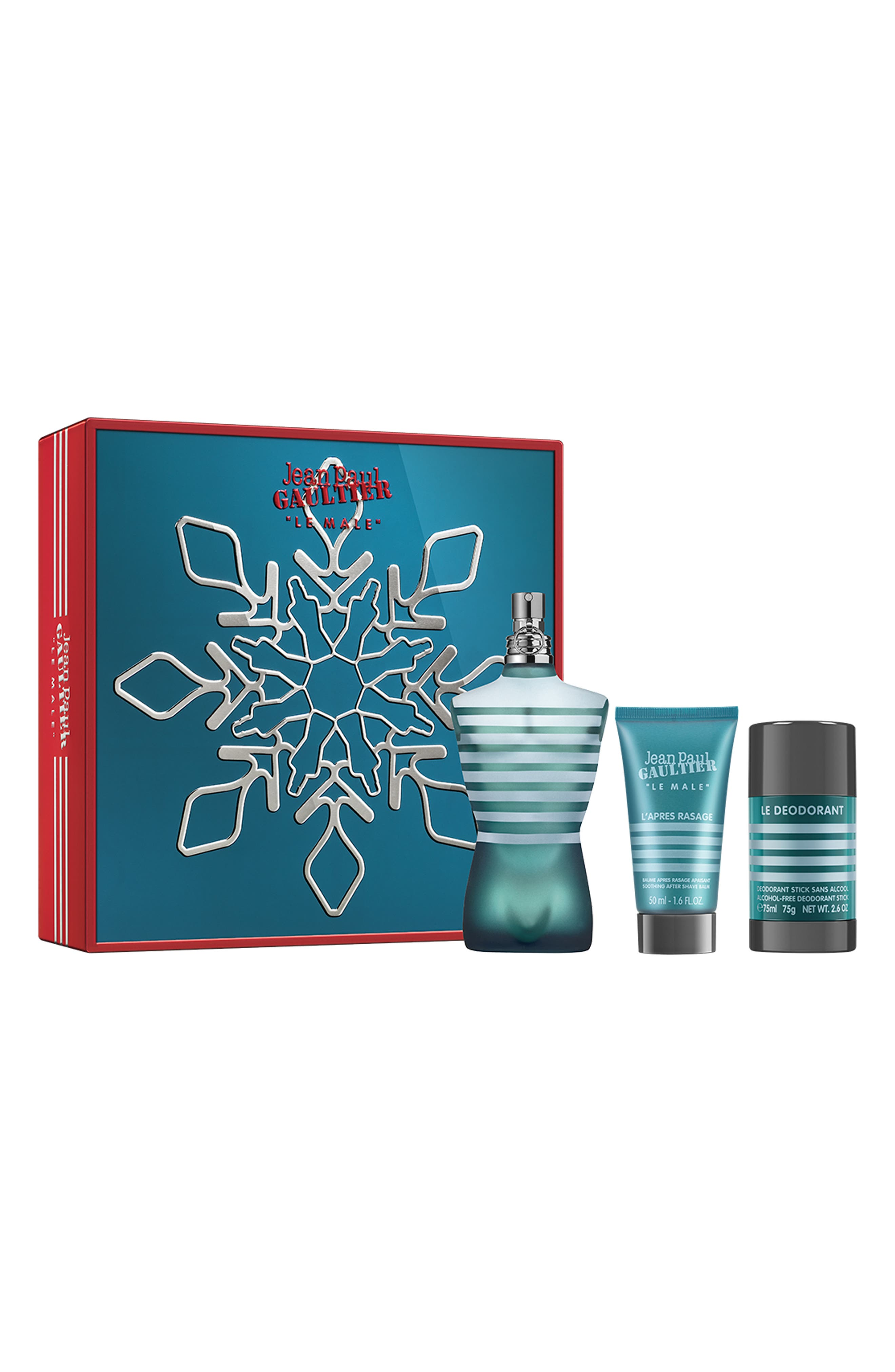 Jean Paul Gaultier Le Male Set ($148 Value)