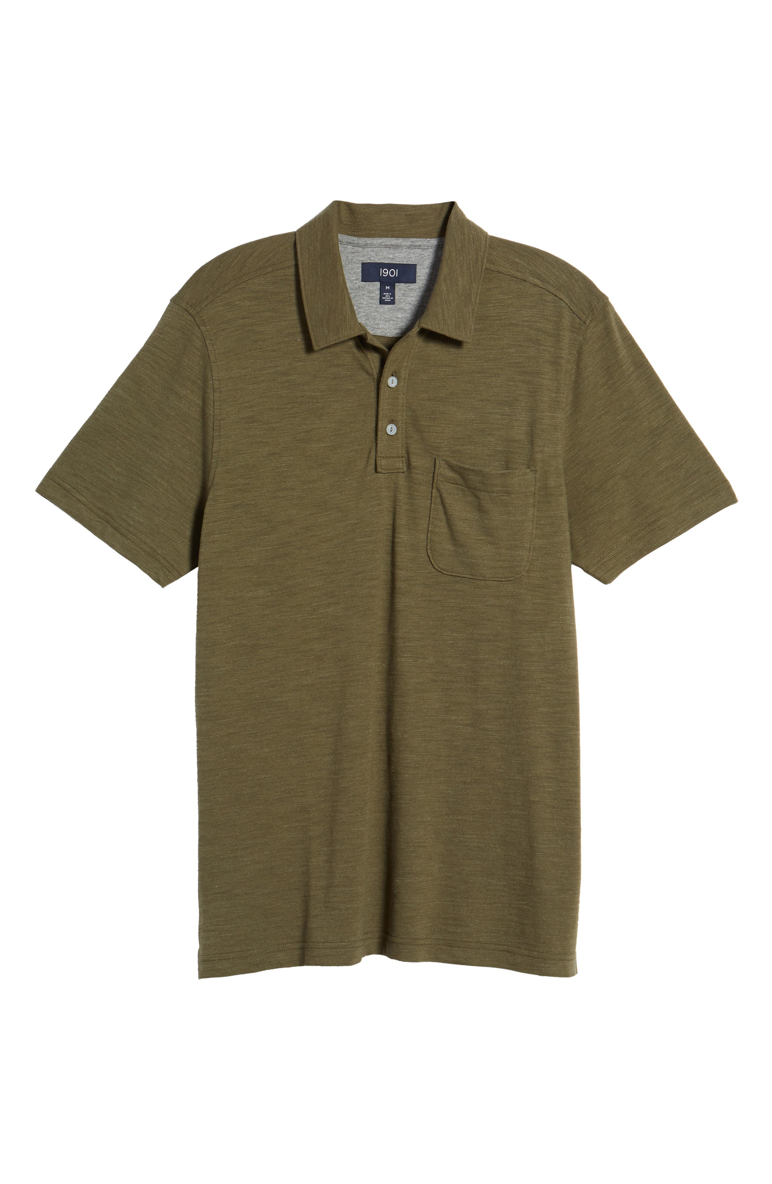 Space Dyed Pocket Polo,                             Alternate thumbnail 37, color,