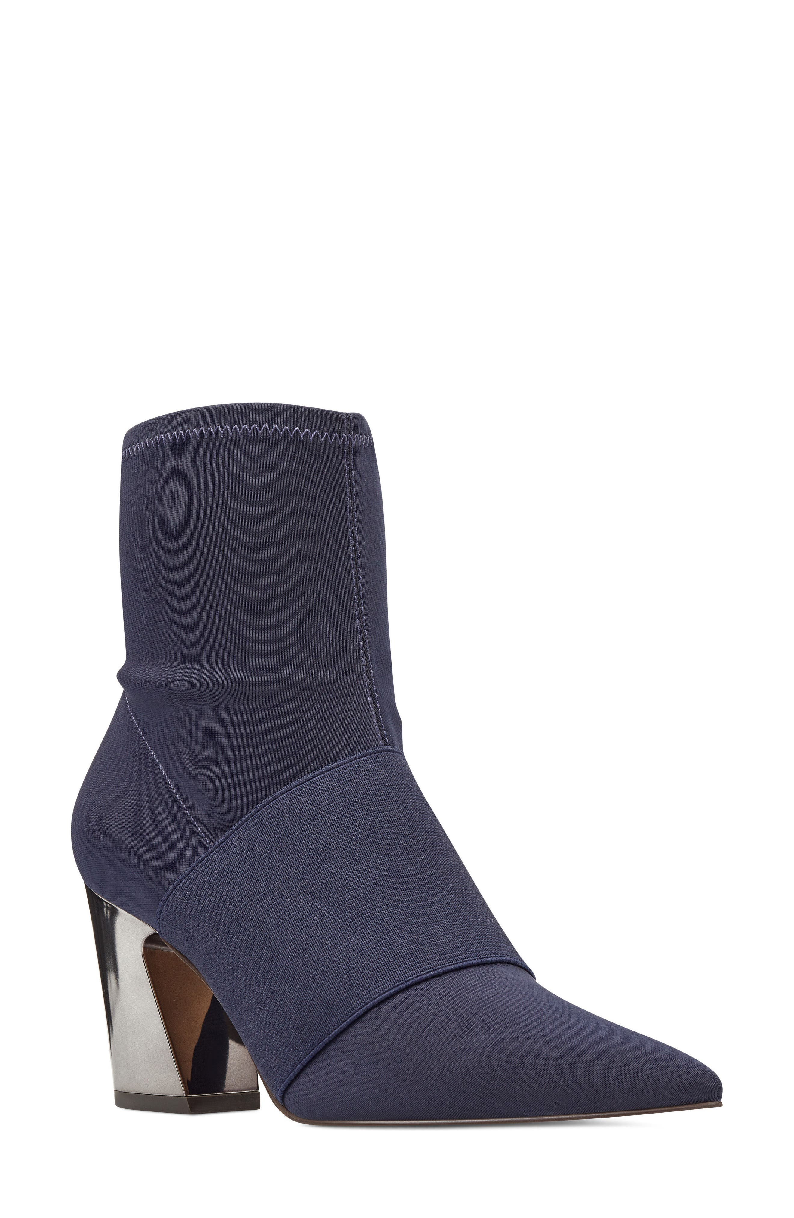 Nine West Delayna Boot- Blue