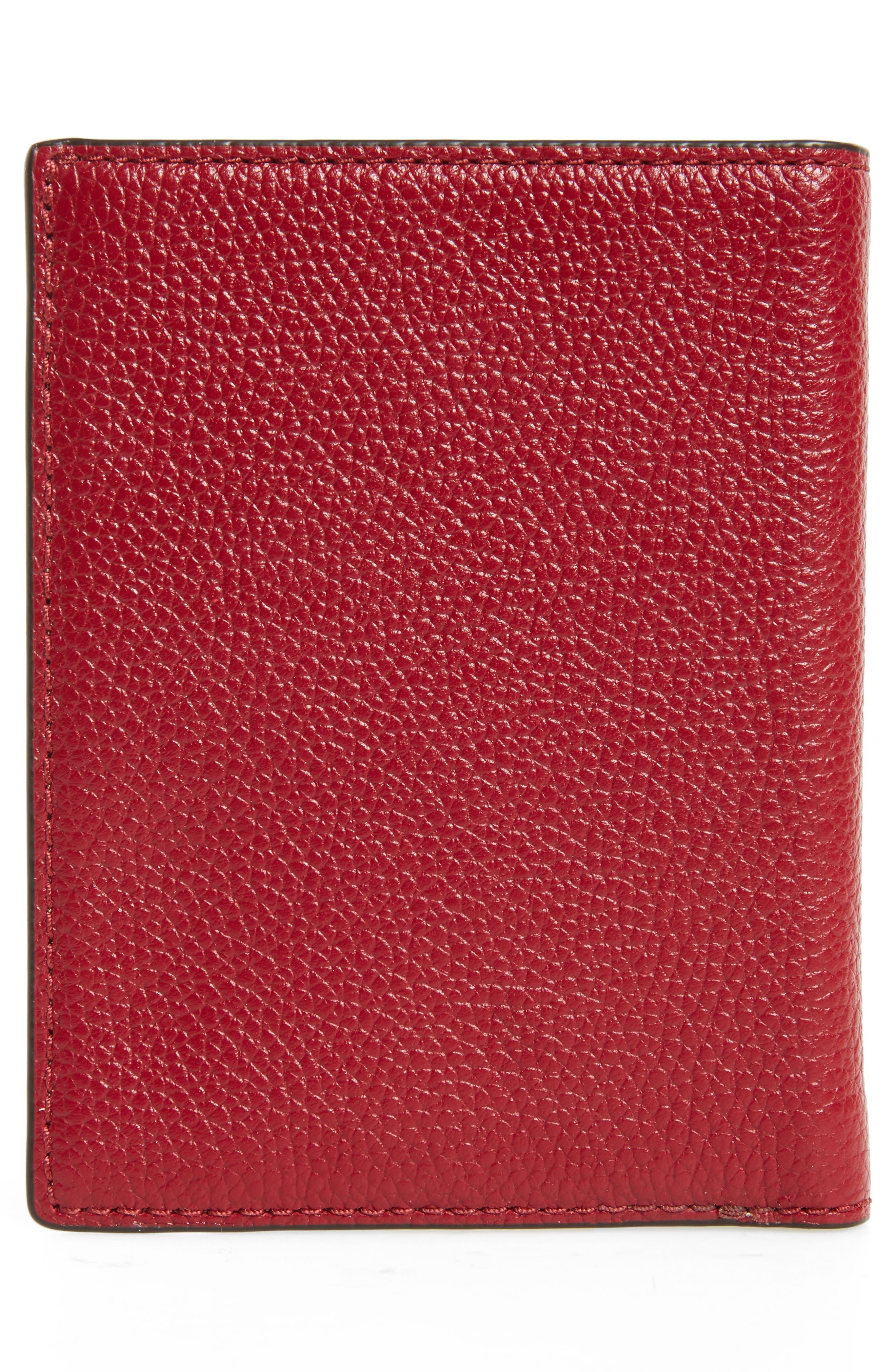 Mercer Passport Wallet,                             Alternate thumbnail 8, color,