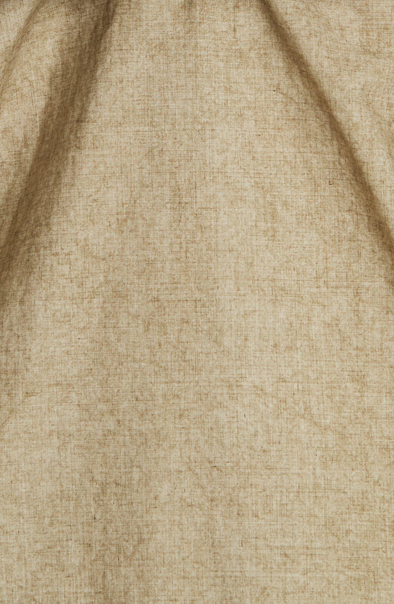 Poplin Hooded Jacket,                             Alternate thumbnail 12, color,