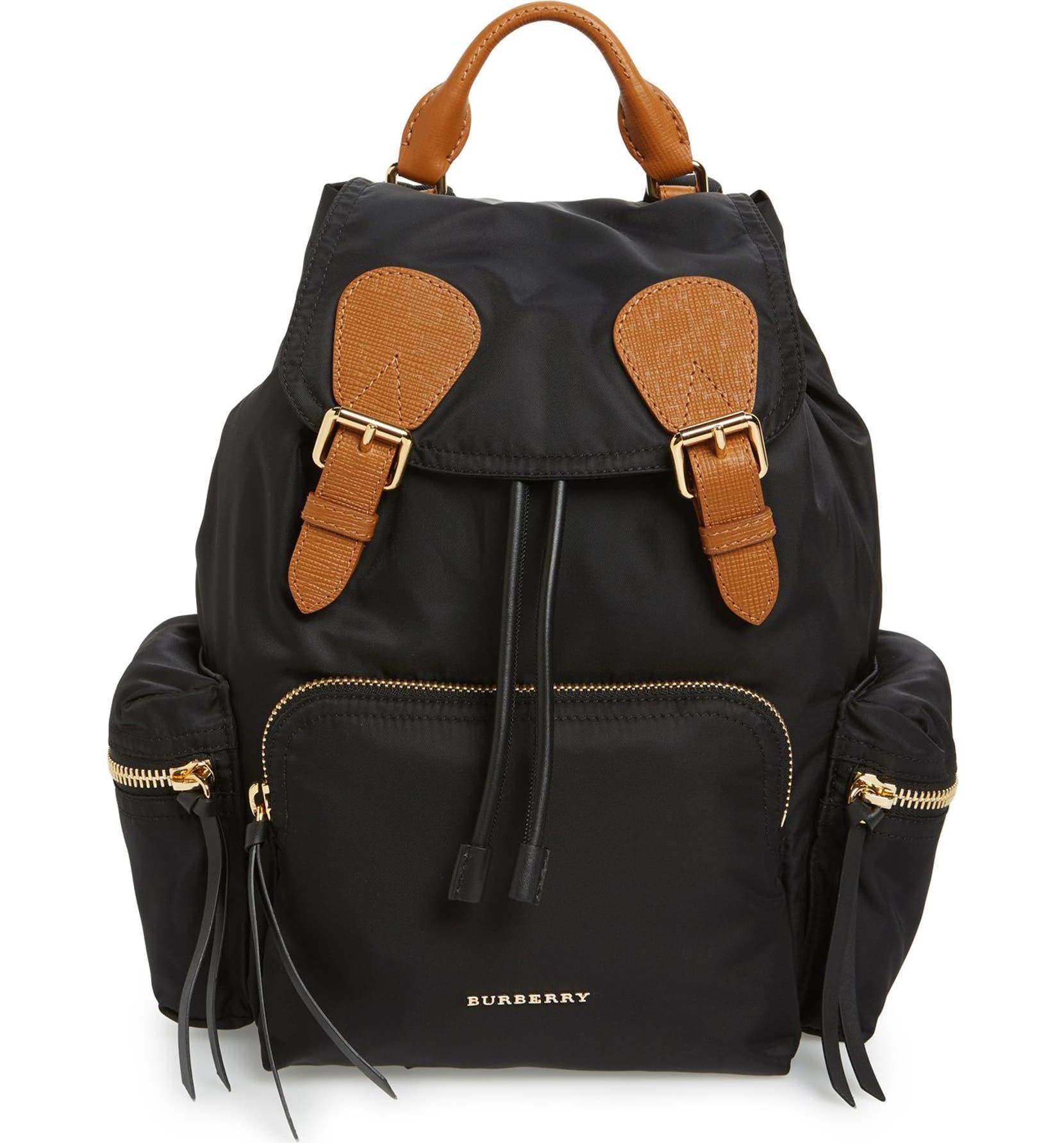 Burberry  Medium Runway Rucksack  Nylon Backpack  fcfa0003de0a7