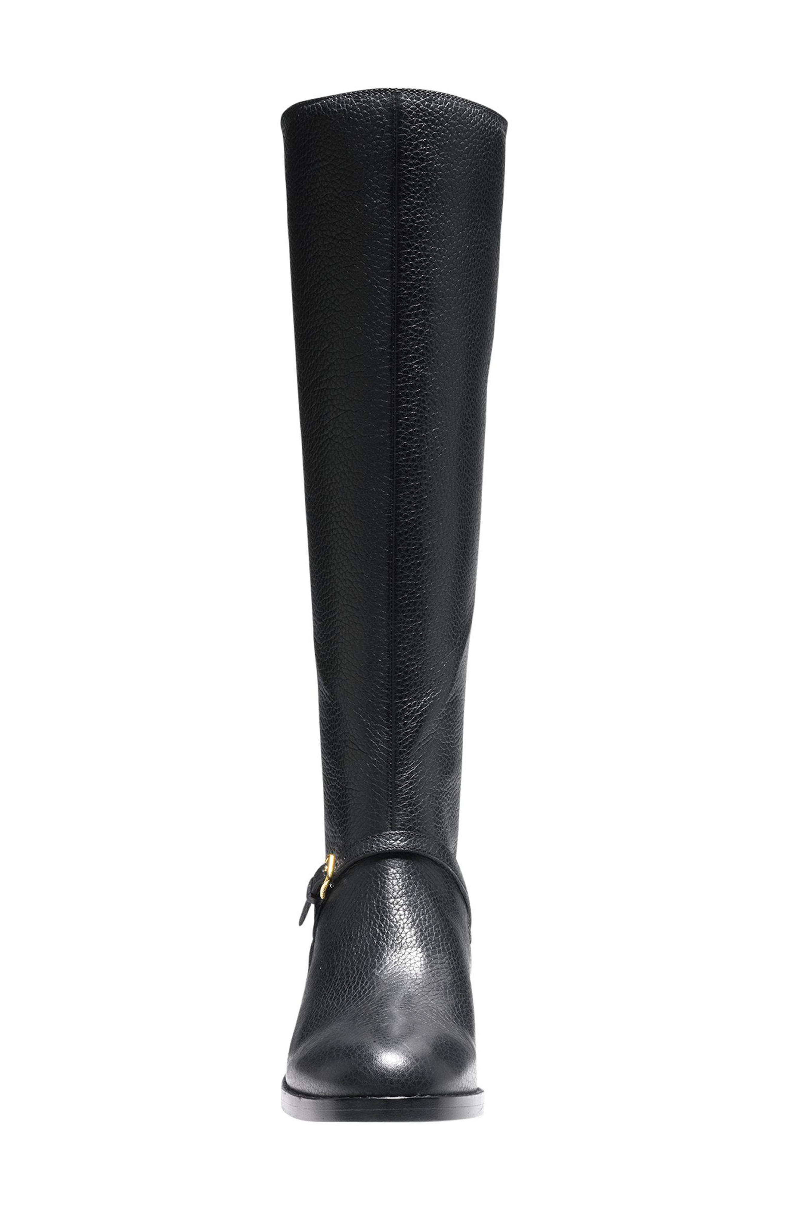 Pearlie Tall Boot,                             Alternate thumbnail 4, color,                             001