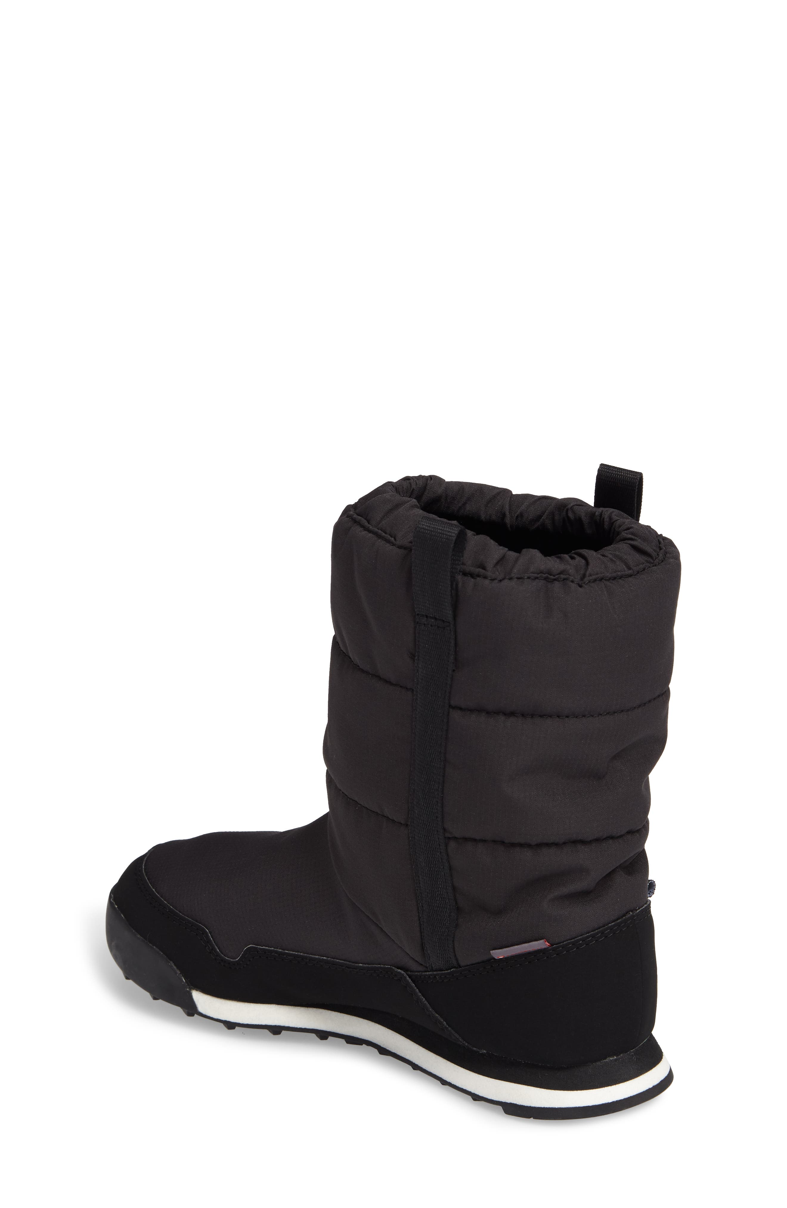 CW Snowpitch Insulated Waterproof Boot,                             Alternate thumbnail 2, color,                             BLACK/ BLACK/ CHALK WHITE
