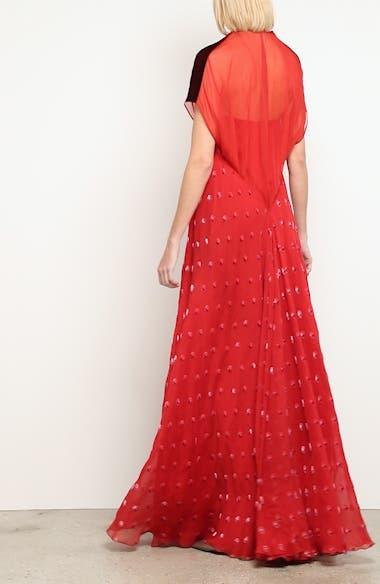 Devoré Rosebud Silk Gown, video thumbnail