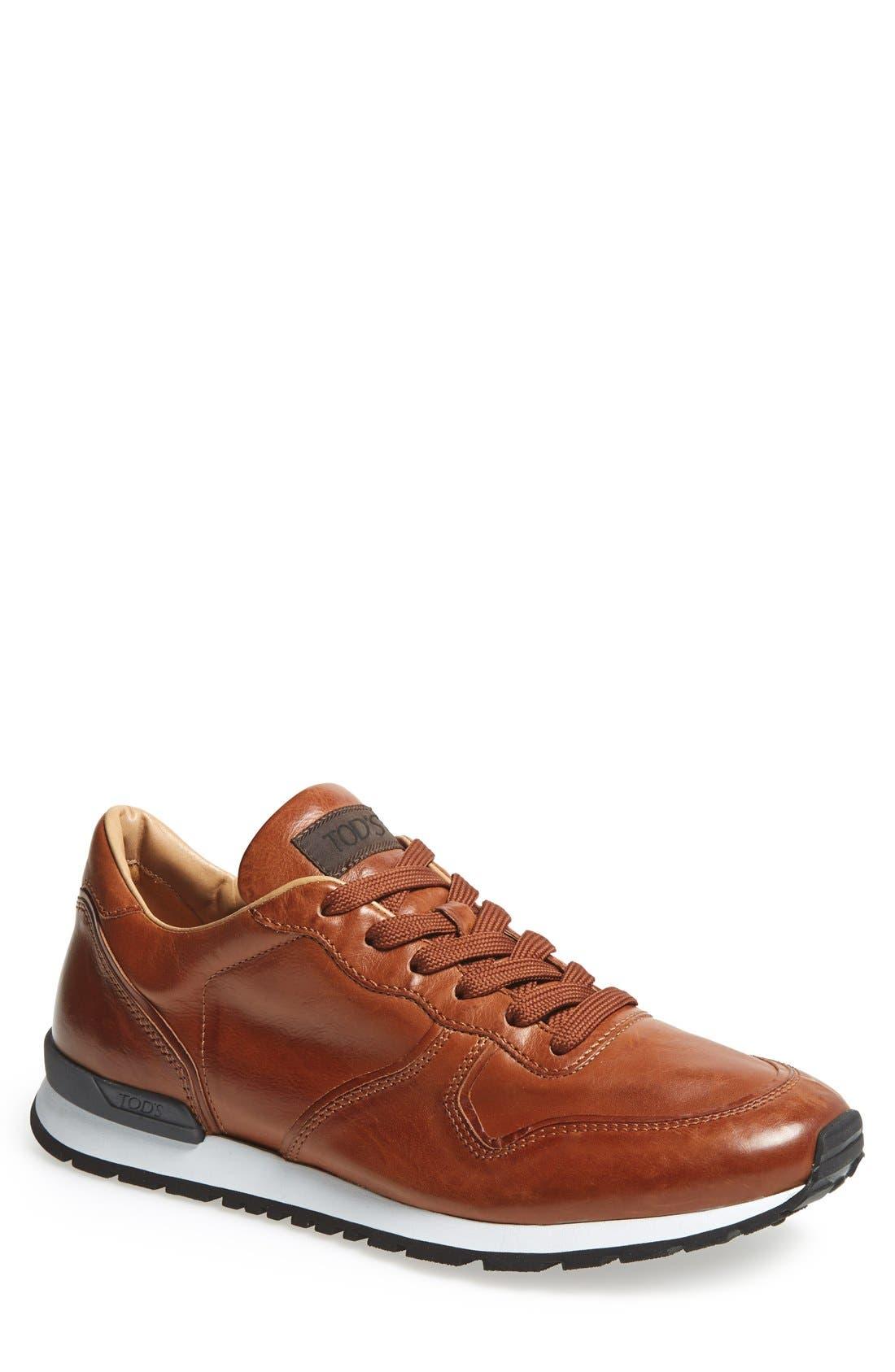 'Allacciato' Sneaker,                             Main thumbnail 6, color,