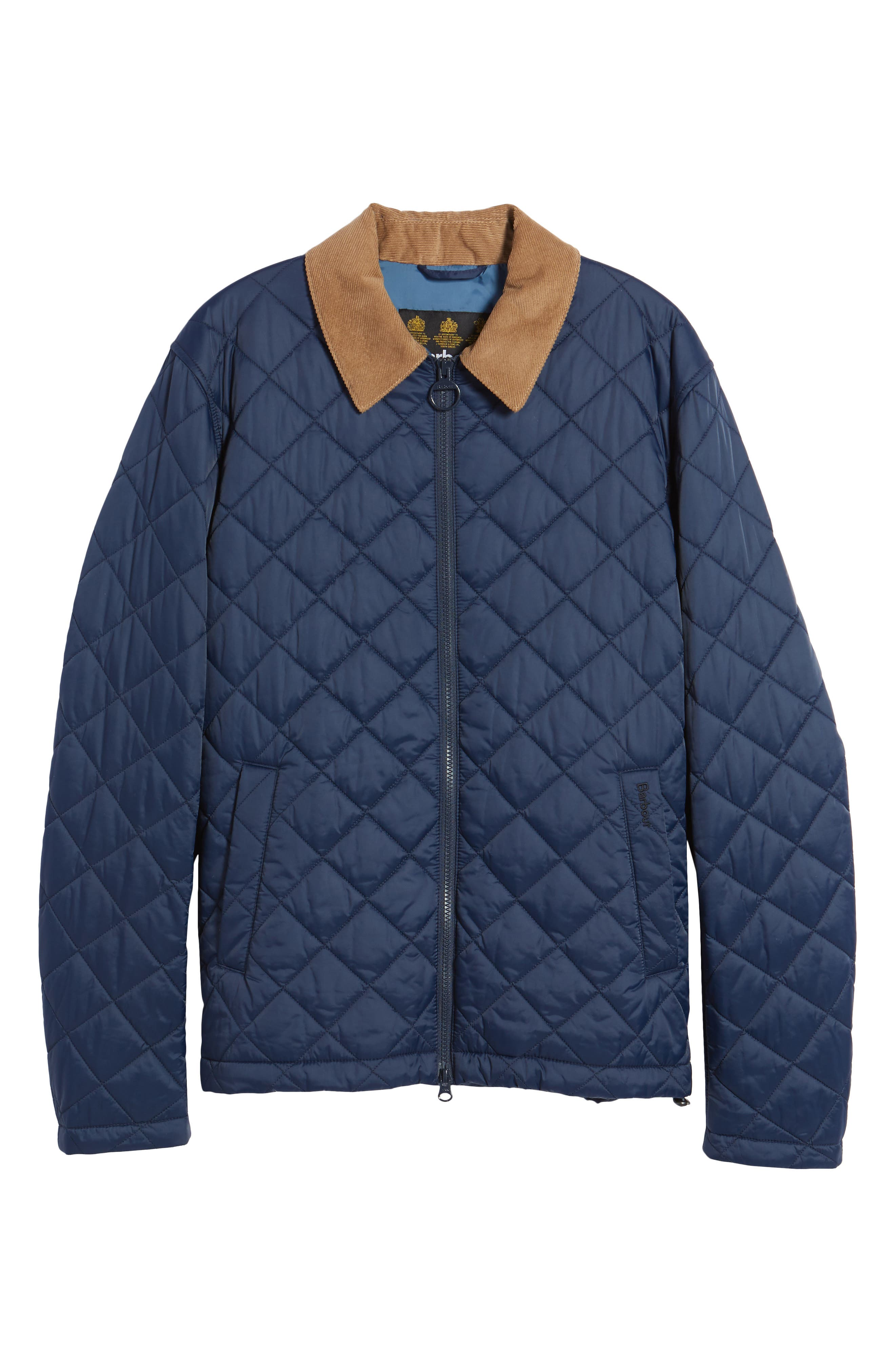 Helm Quilted Jacket,                             Alternate thumbnail 15, color,